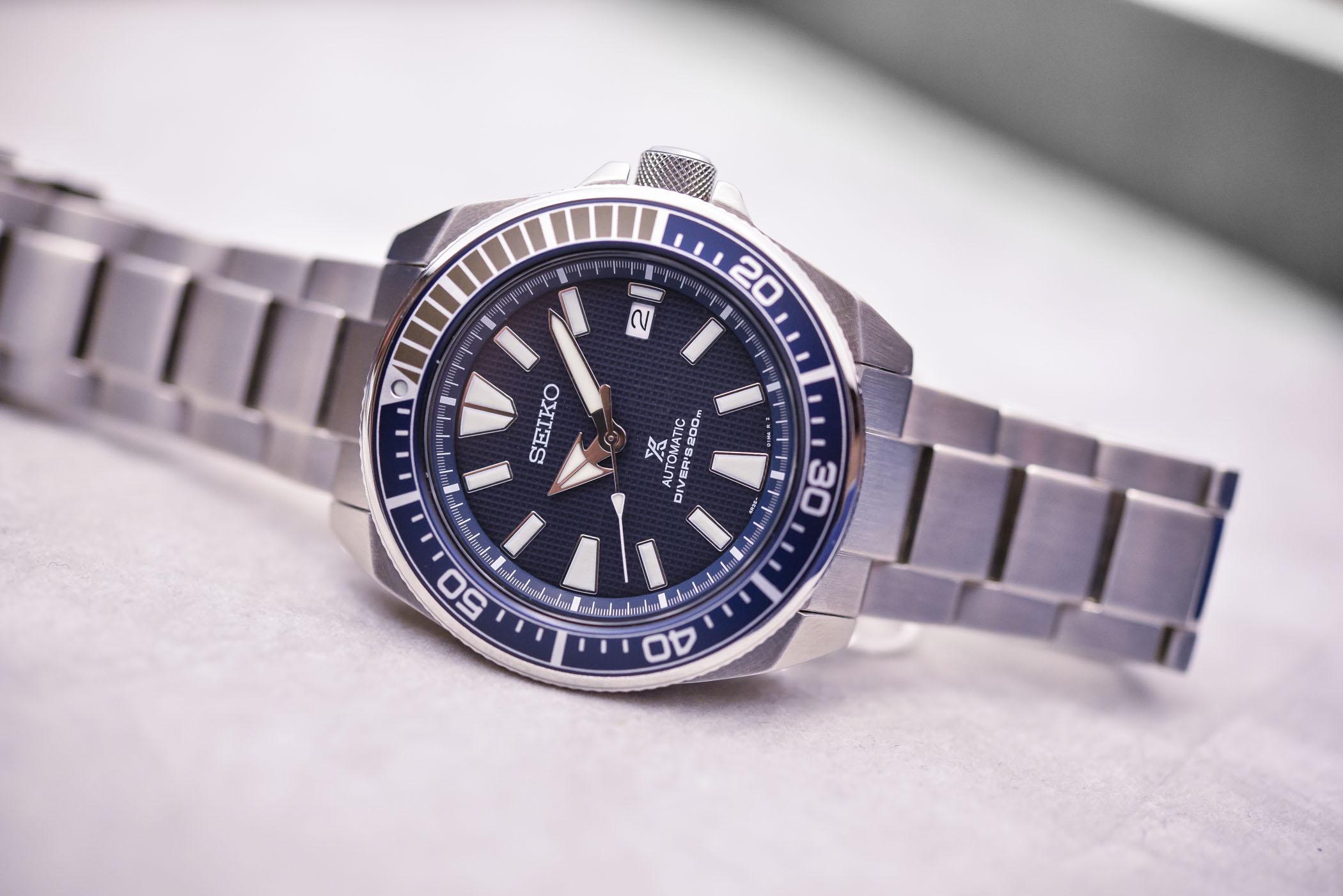 Seiko Prospex Samurai Diver - SRPB49K1