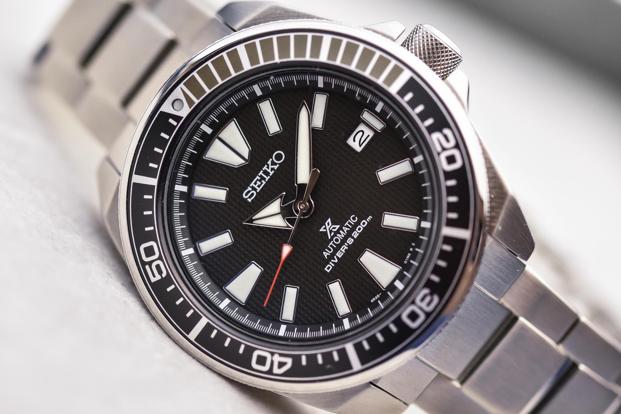 Seiko Prospex Samurai Diver - SRPB51K1