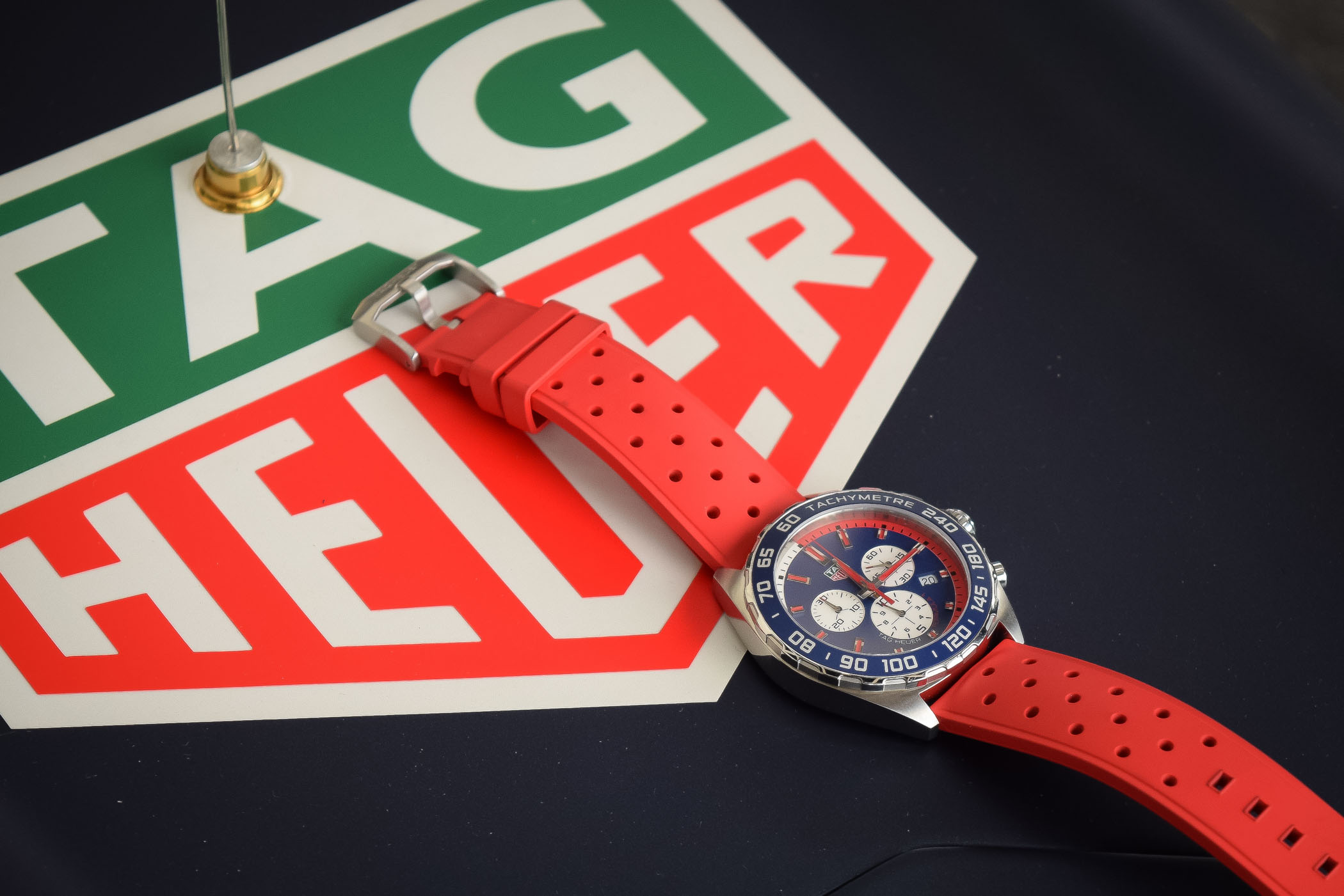 Tag Heuer Formula 1 No.33 Max Vestappen 2017 Limited Edition
