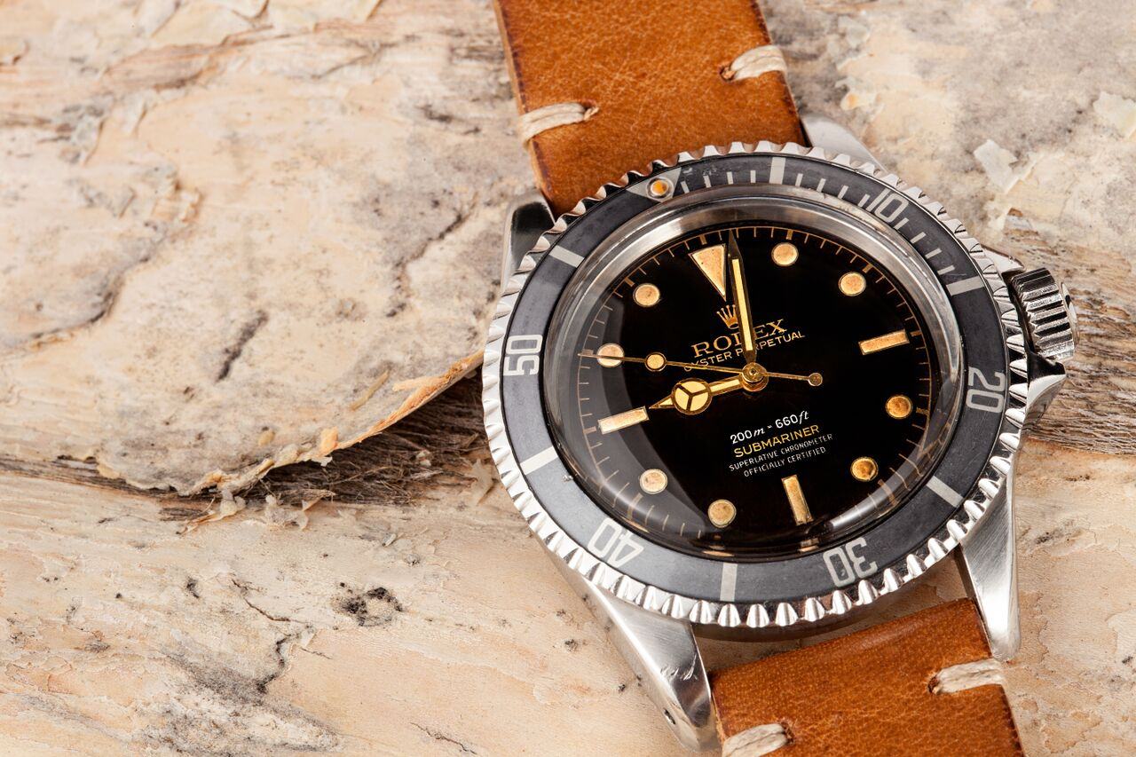 Vintage-Rolex-Submariner-5512-four-lines