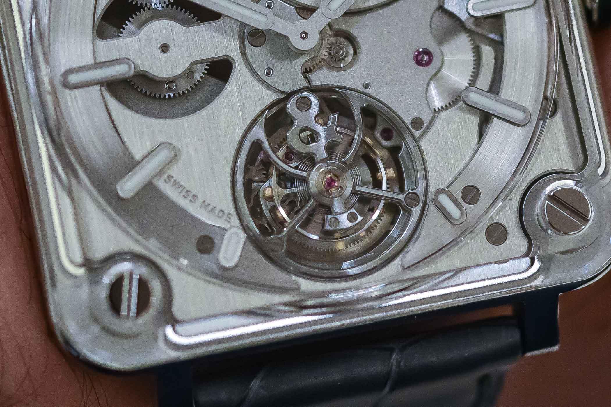 Bell & Ross BR-X2 Tourbillon Micro-Rotor