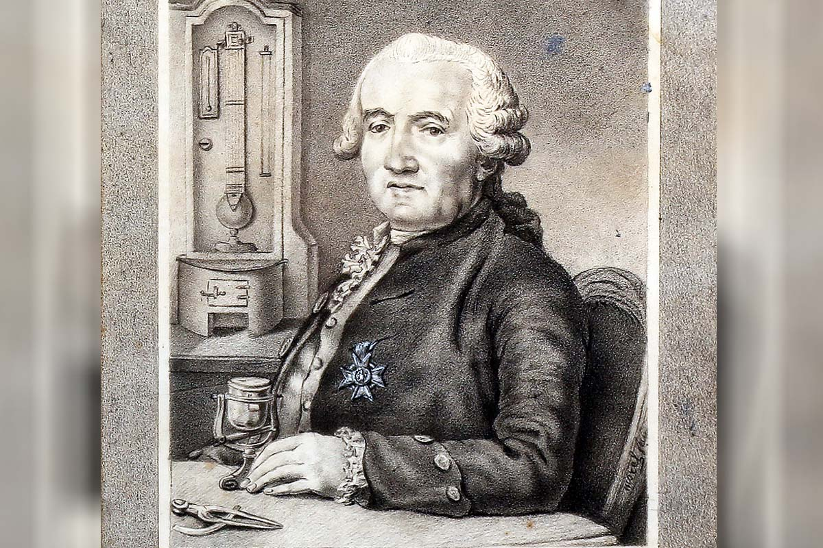 Ferdinand-Berthoud-Portrait