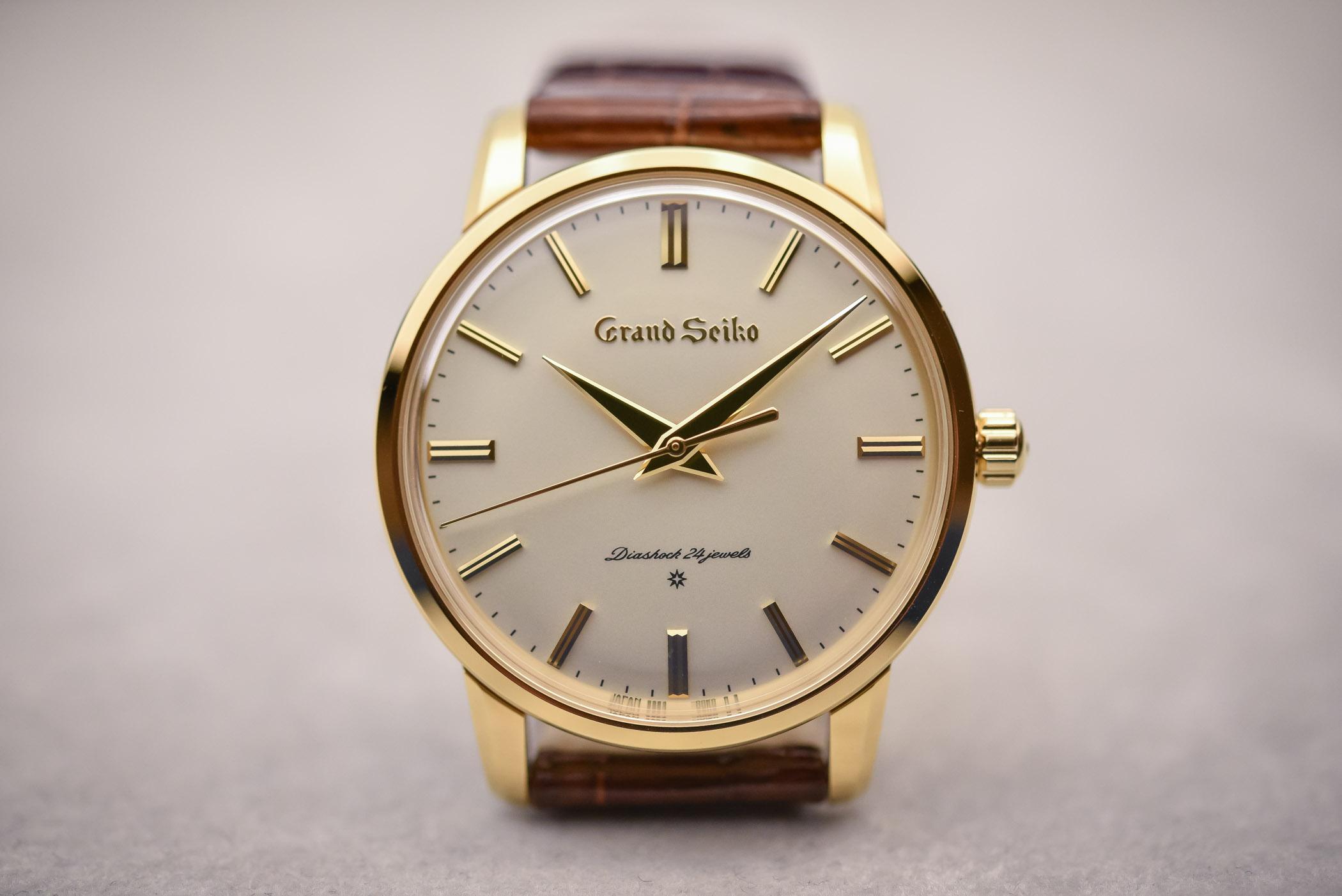Grand Seiko SBGW252 Recreation First Grand Seiko Watch