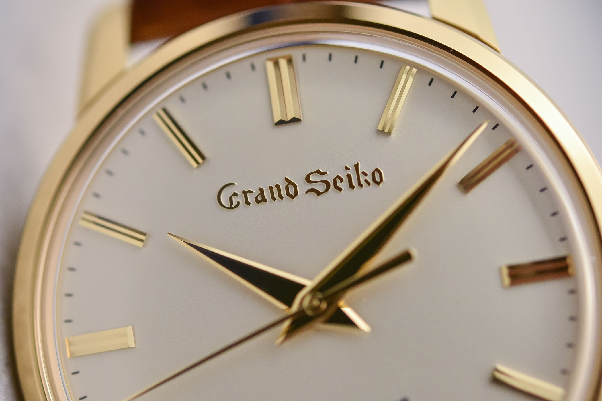 Grand Seiko SBGW252 Recreation First Grand Seiko Watch