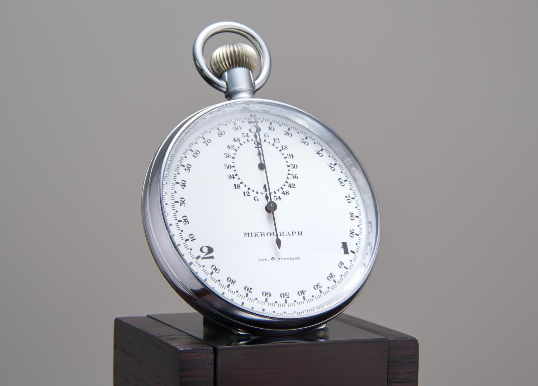 Heuer Globetrotter Exhibition - Mikrograph (Geneva centrepiece)