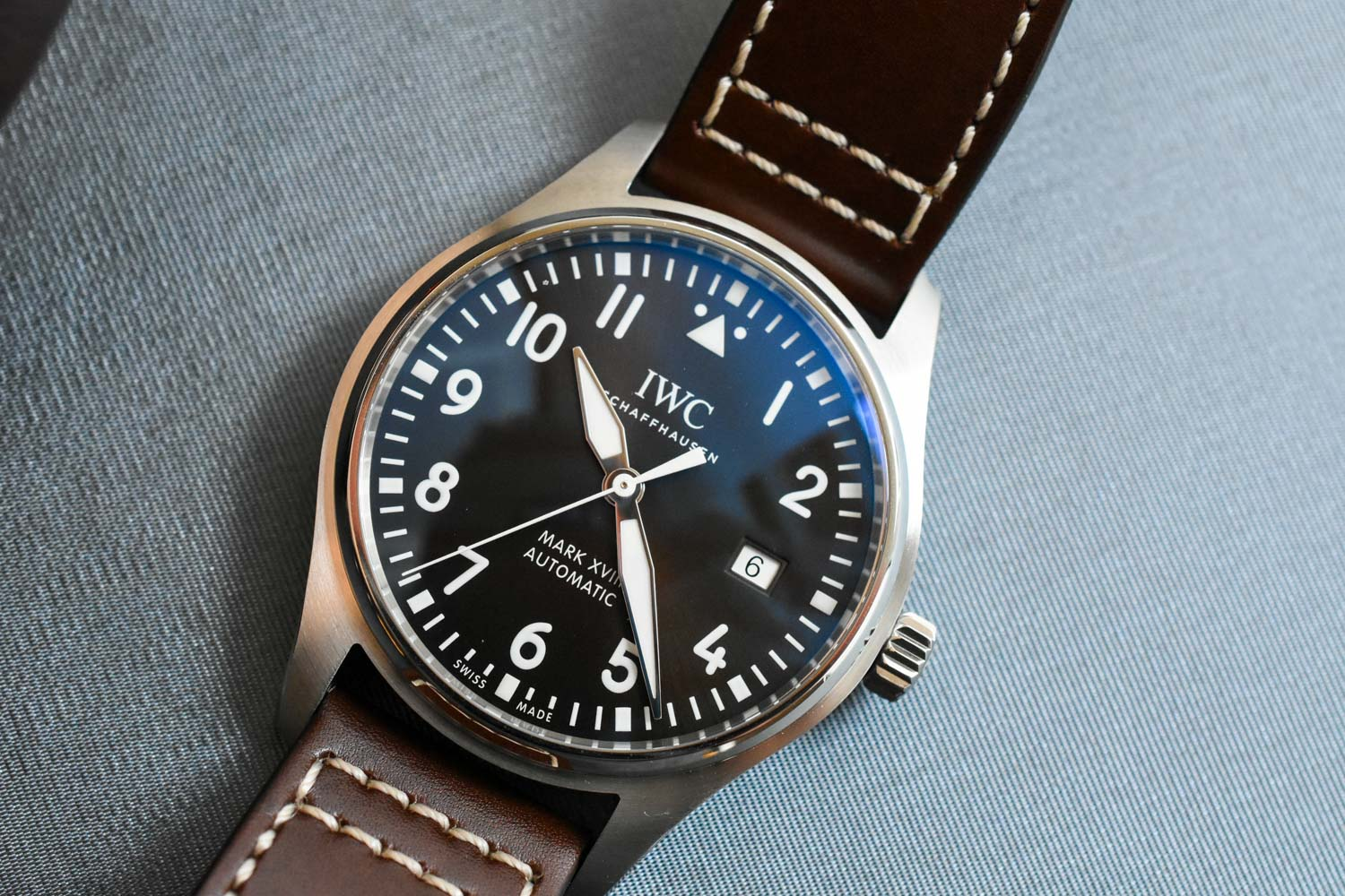 IWC Pilot Watch Mark XVIII Exupery