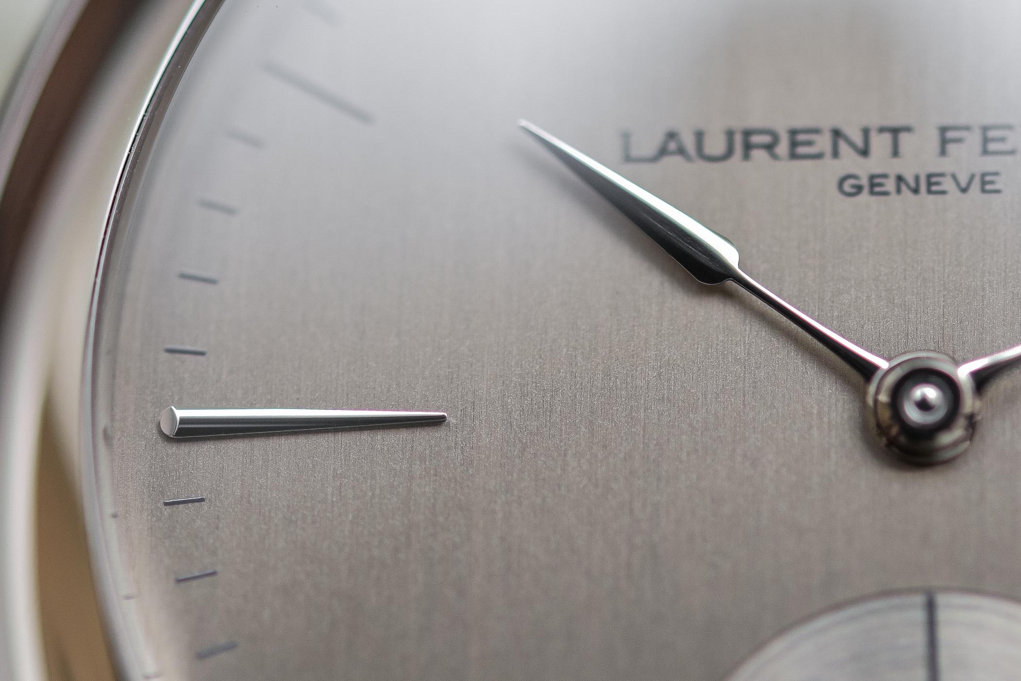 Laurent Ferrier Montre Ecole Steel - Review