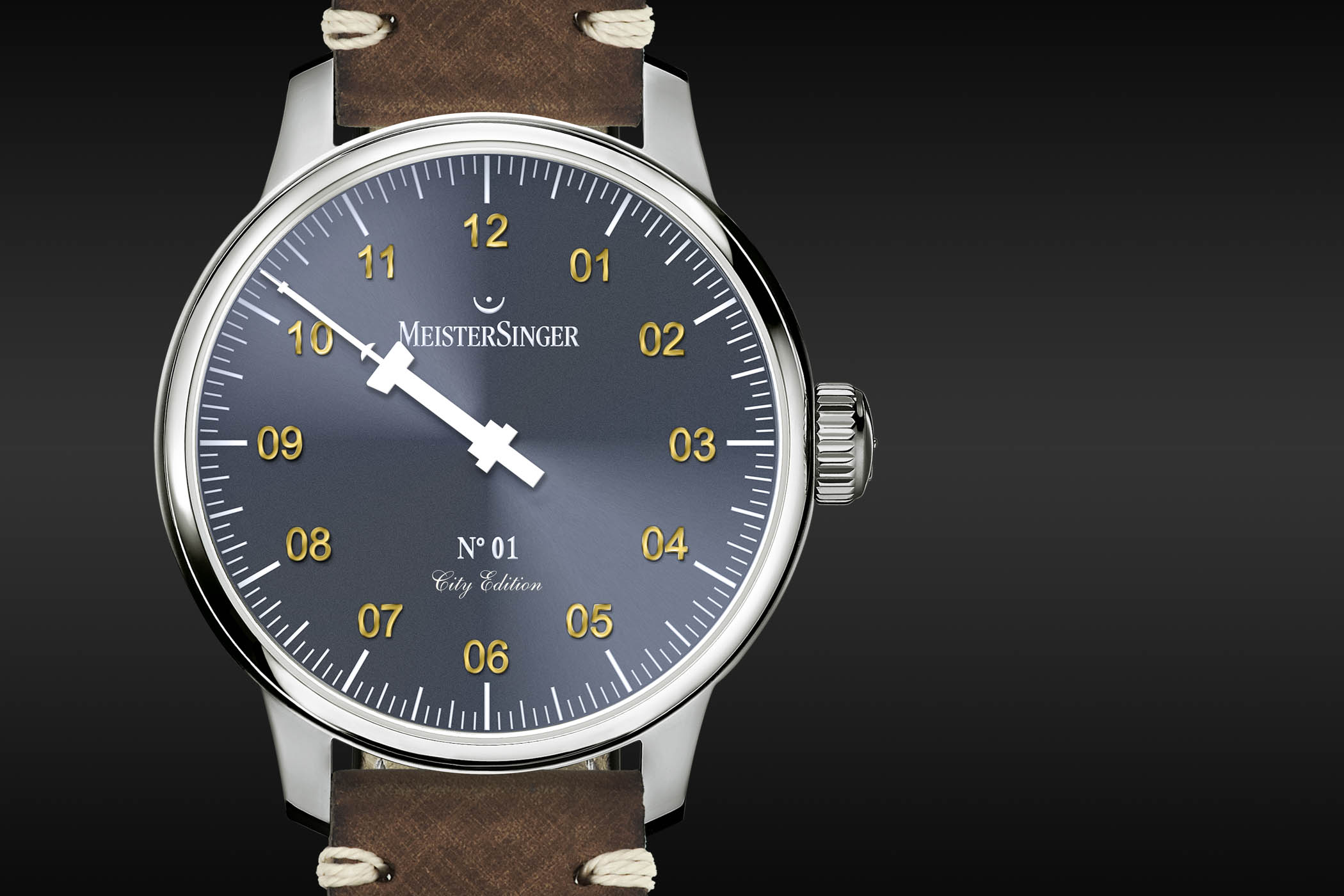 MeisterSinger No. 01 City Edition Rotterdam