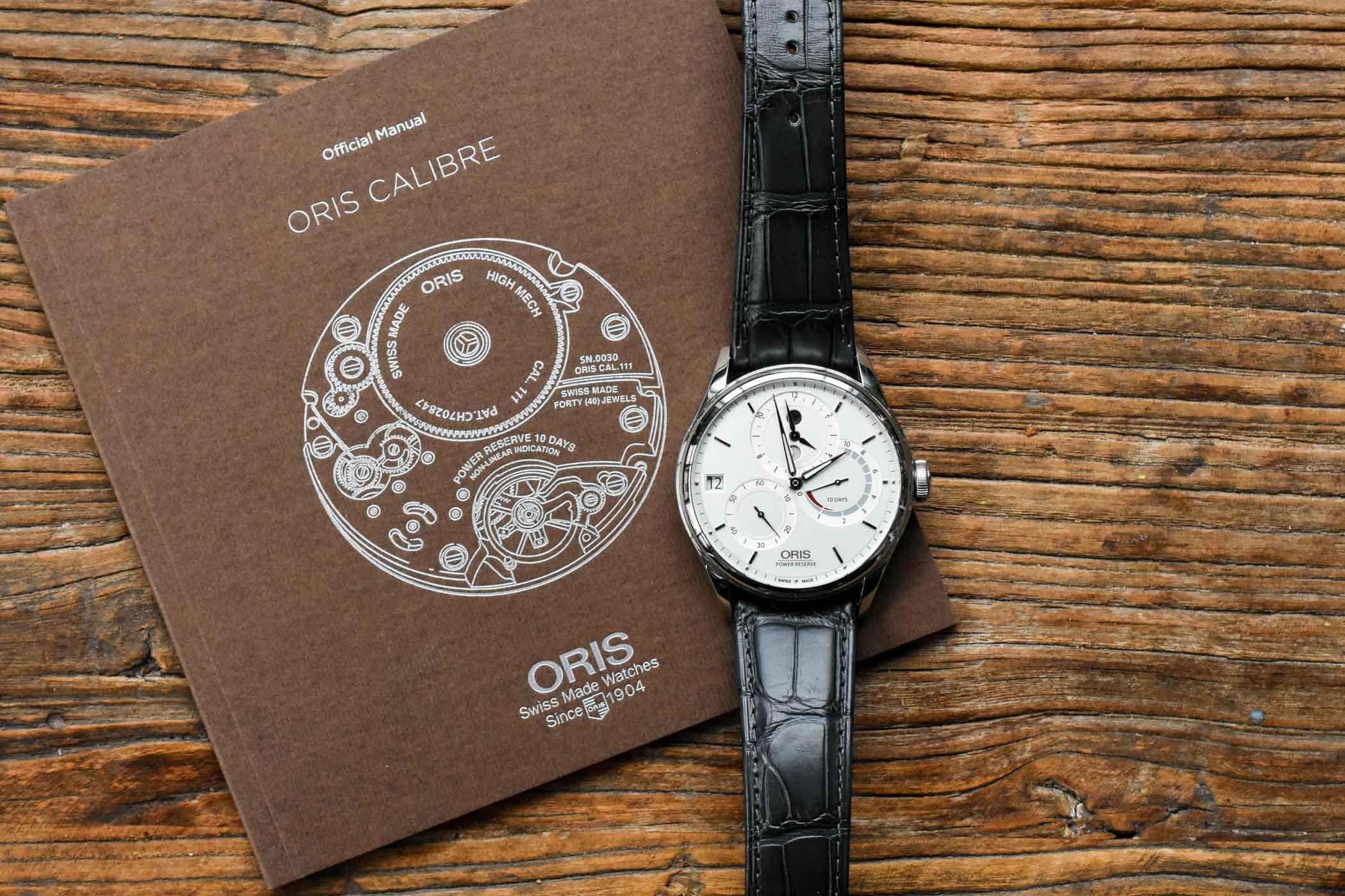 Oris Artelier Cal. 112