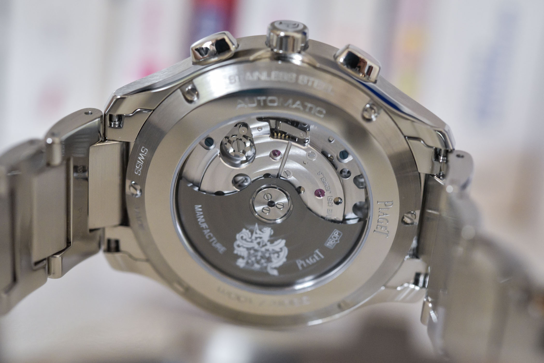 Piaget Polo S Chronograph - Review