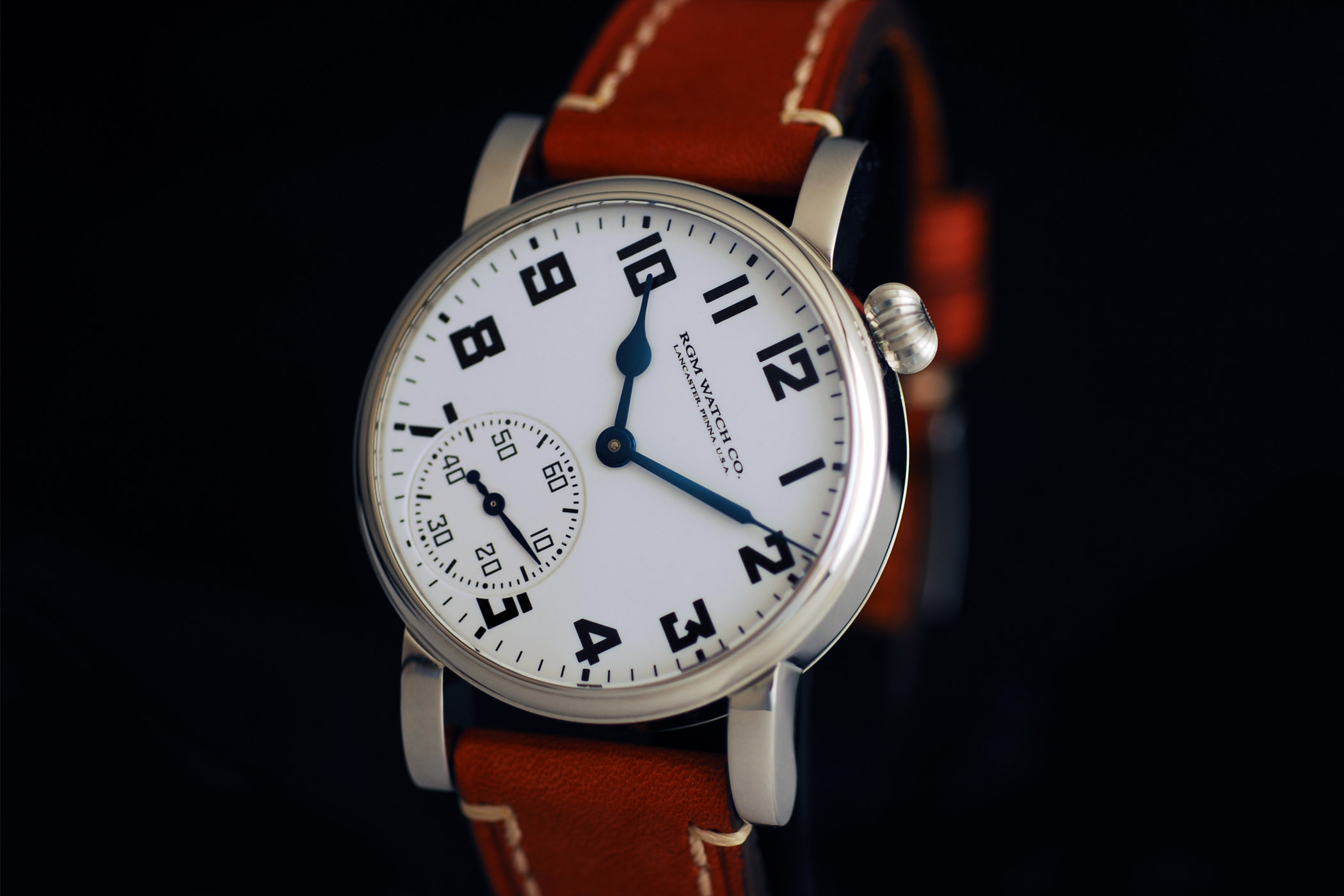 RGM Watch Co. 25th anniversay Collection