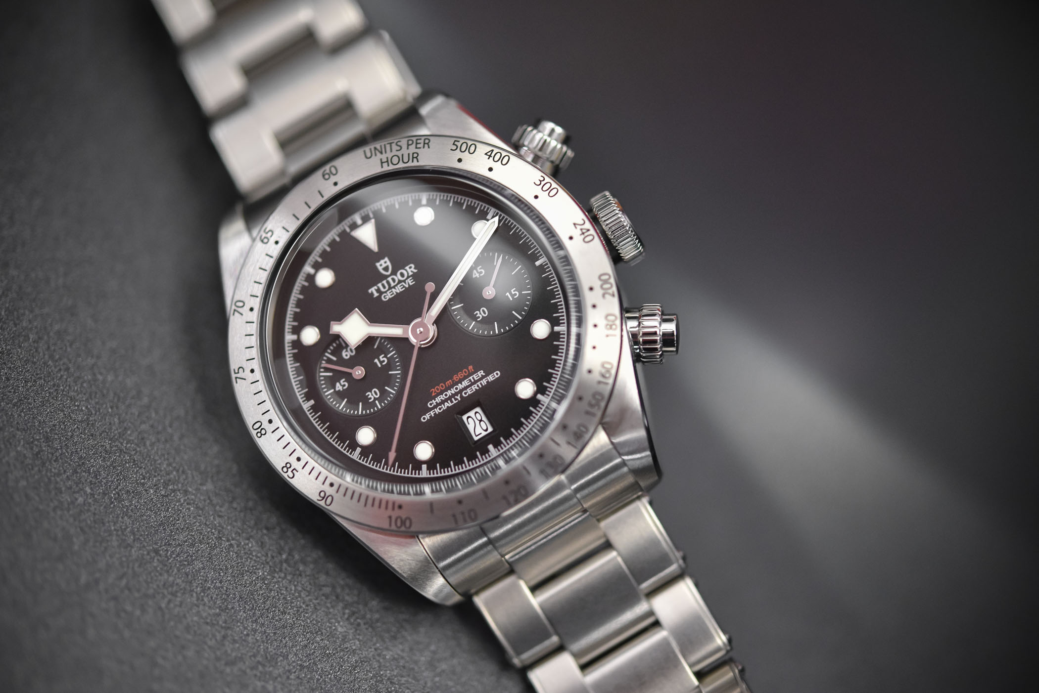Tudor Black Bay Chrono M79350