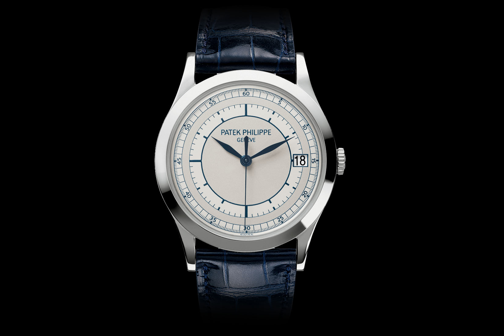 history Patek Philippe Calatrava - Reference 5296 sector