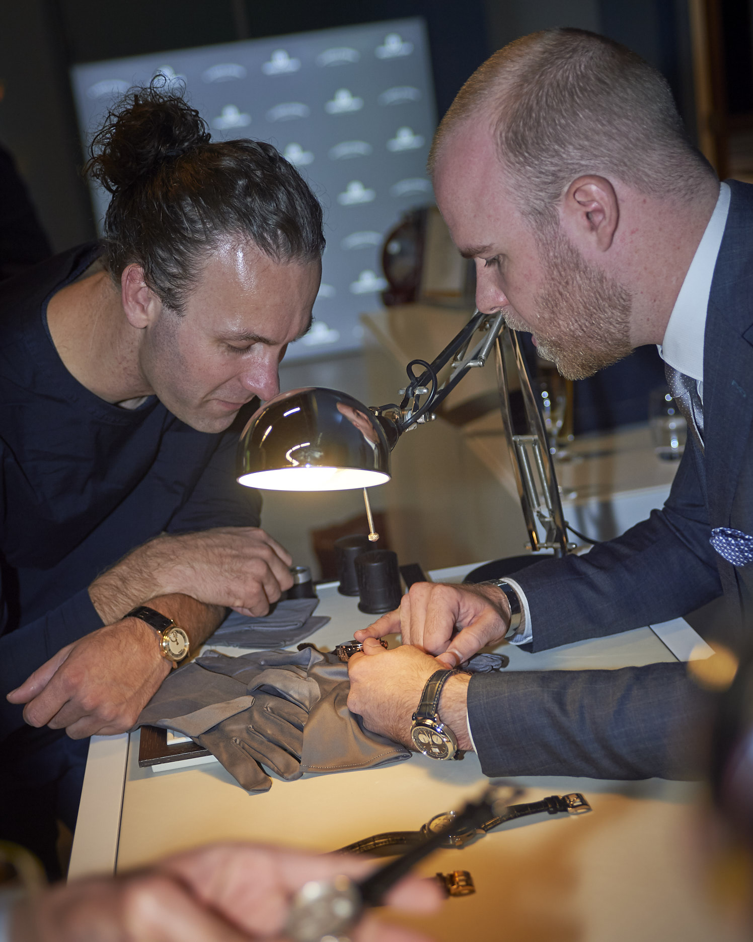 A. lange and Sohne X Monochrome-Watches event recap - 25