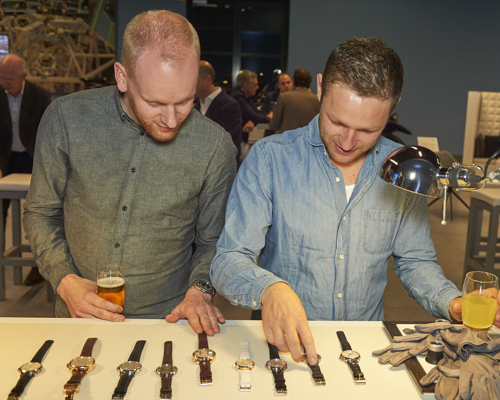 A. lange and Sohne X Monochrome-Watches event recap - 73