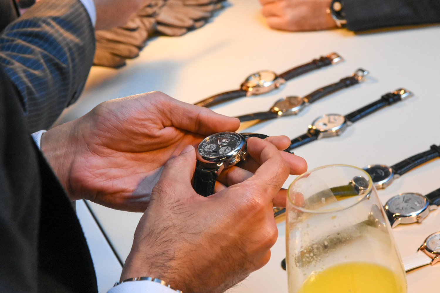 A. lange and Sohne X Monochrome-Watches event recap - 87