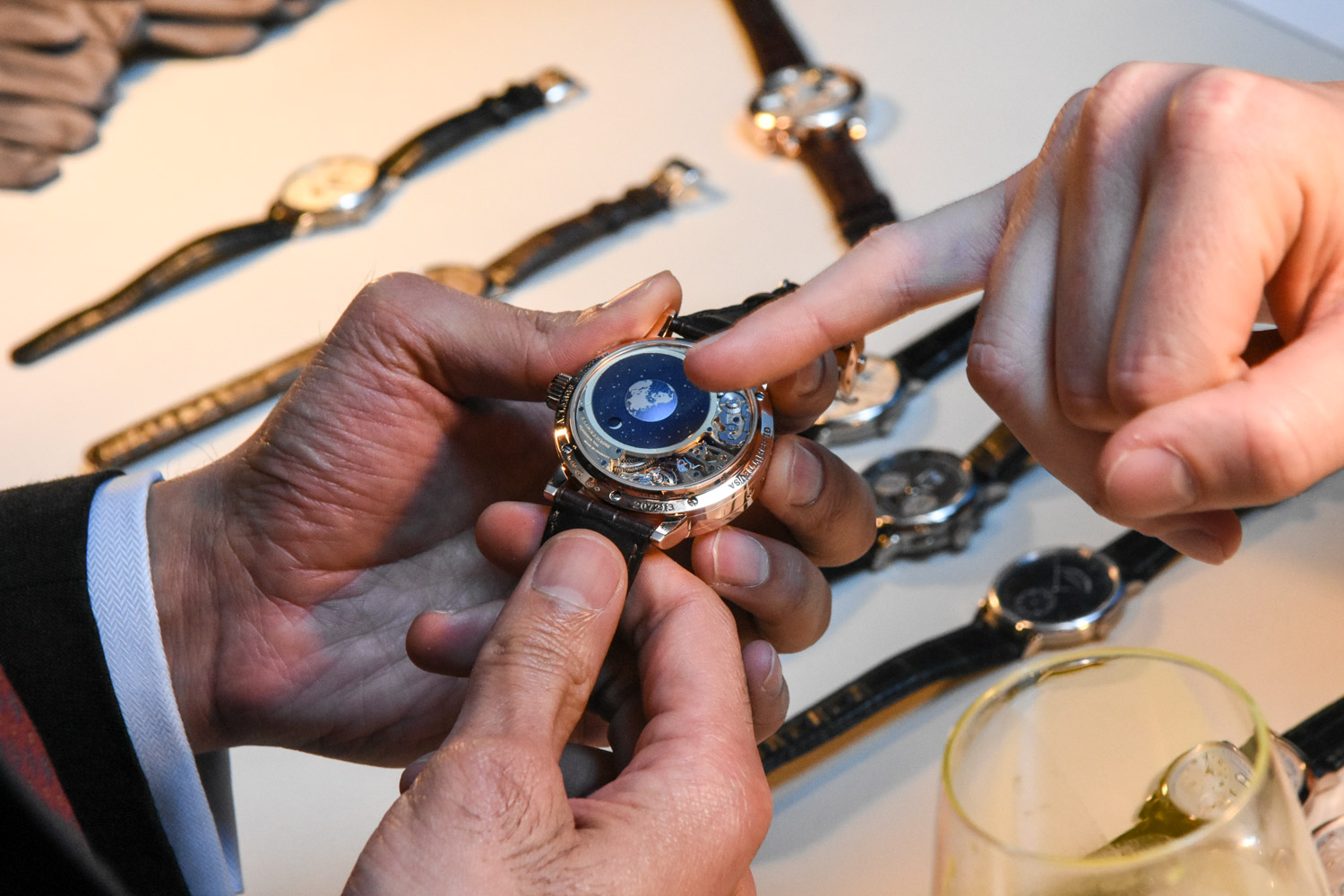 A. lange and Sohne X Monochrome-Watches event recap - 88
