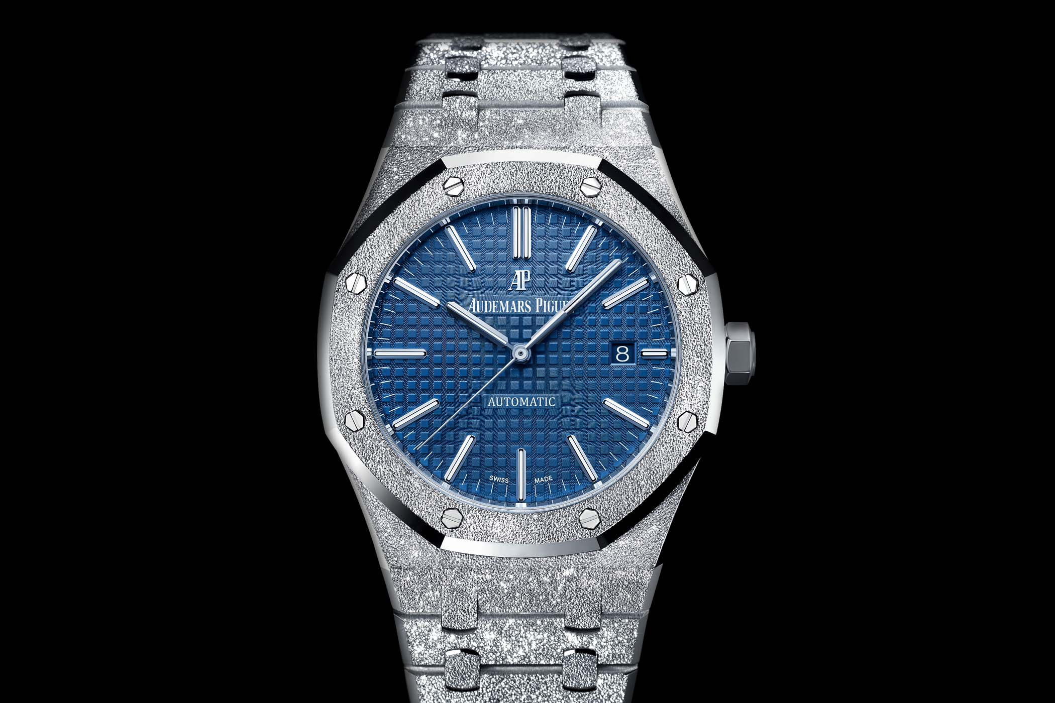 Introducing Audemars Piguet Royal Oak Frosted Gold 41mm
