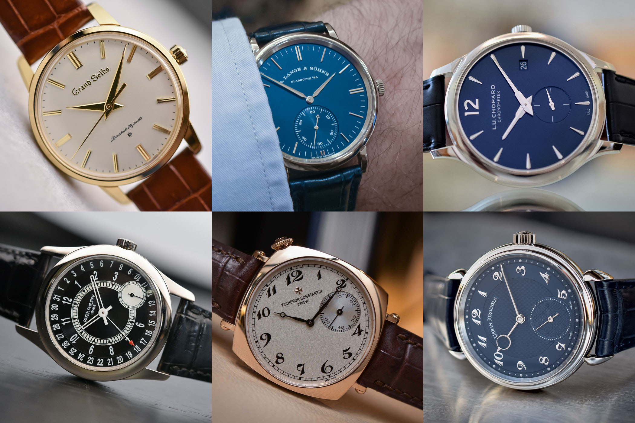 Buying Guide - Best dress watches 2017 - part 2