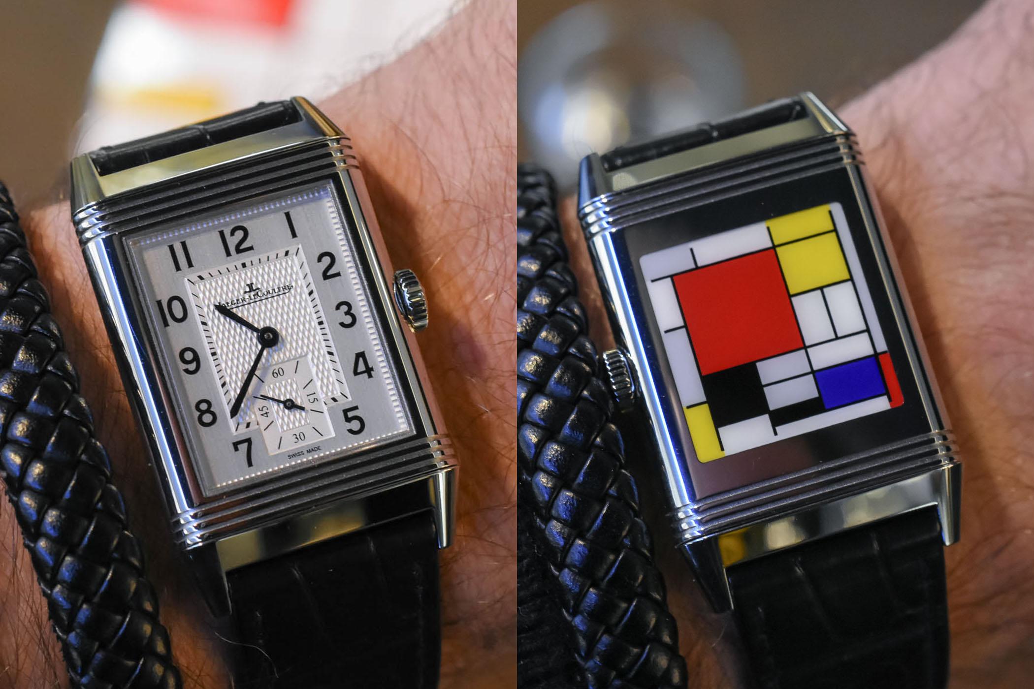 dede8b0e924 Jaeger-LeCoultre Reverso tribute to Piet Mondriaan De Stijl 100 years  Steltman