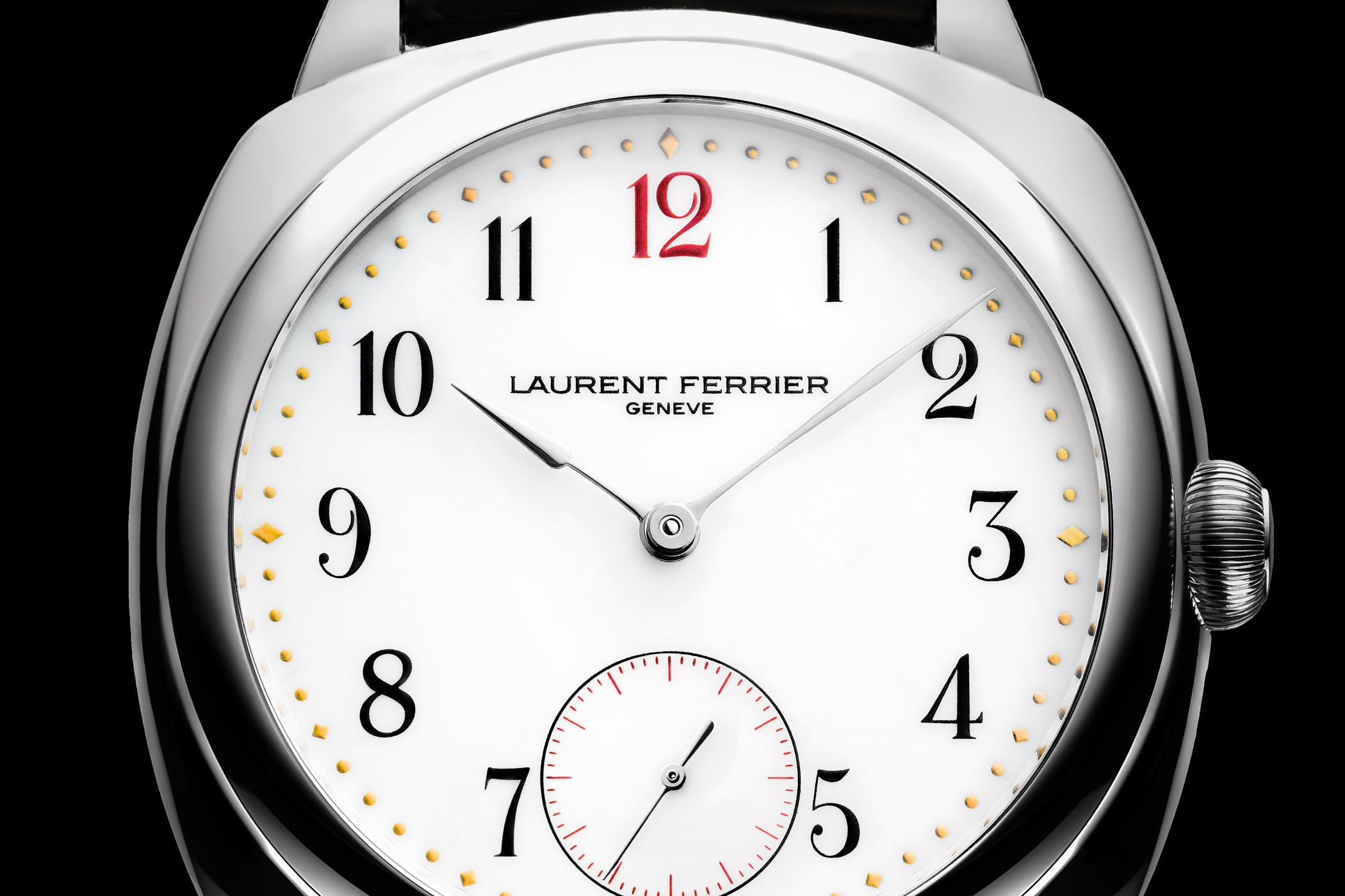 Laurent Ferrier Galet Square Porcelain Limited Edition