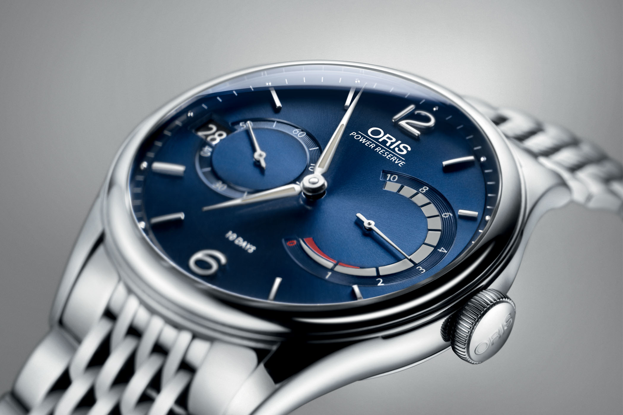 92837f415 Introducing – Oris' In-House 10-Day Artelier Calibre 111 Now with a .