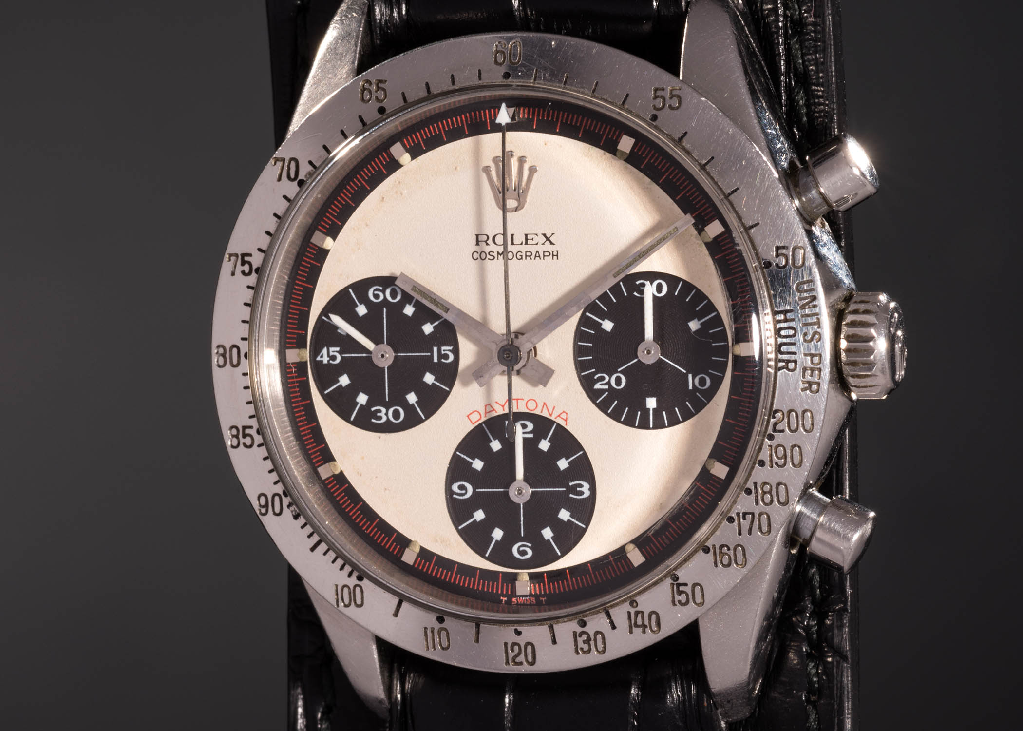 Paul Newman's Paul Newman Rolex Daytona - phillips New York Auction