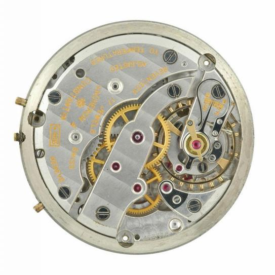 Vacheron Constantin Calibre 485 - movement side