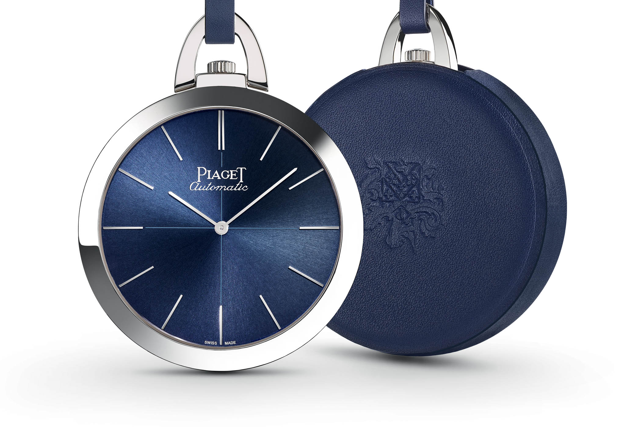 piaget altiplano 60th anniversary pocket watch