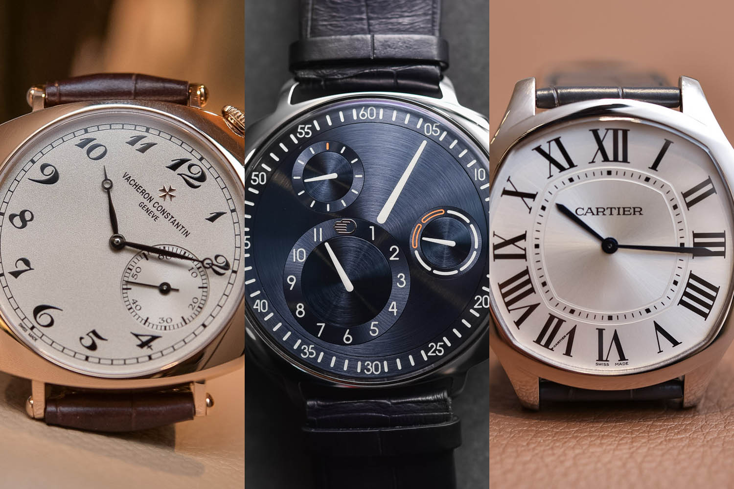 Buying Guide Cushion shaped Watches