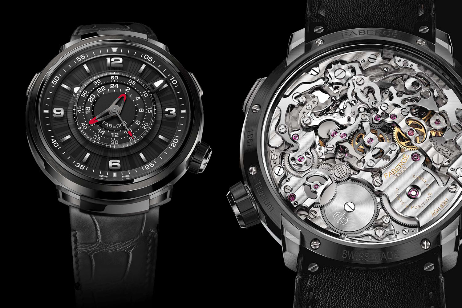 Faberge Visionnaire Chronograph