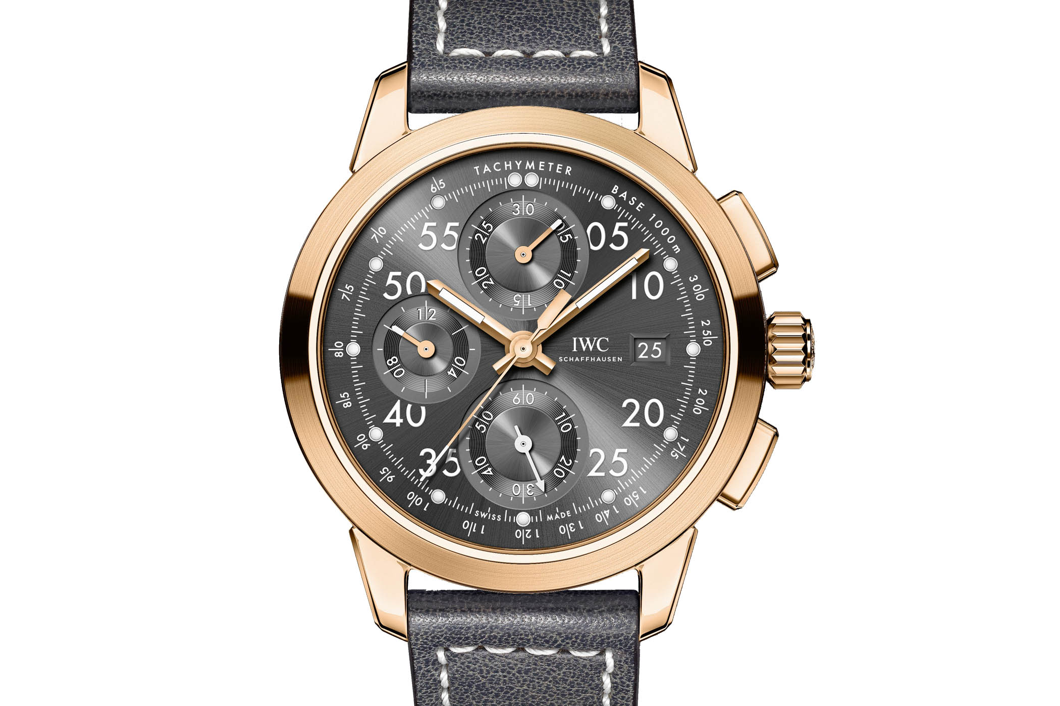 IWC Ingenieur Chronograph Tribute to Nico Rosberg