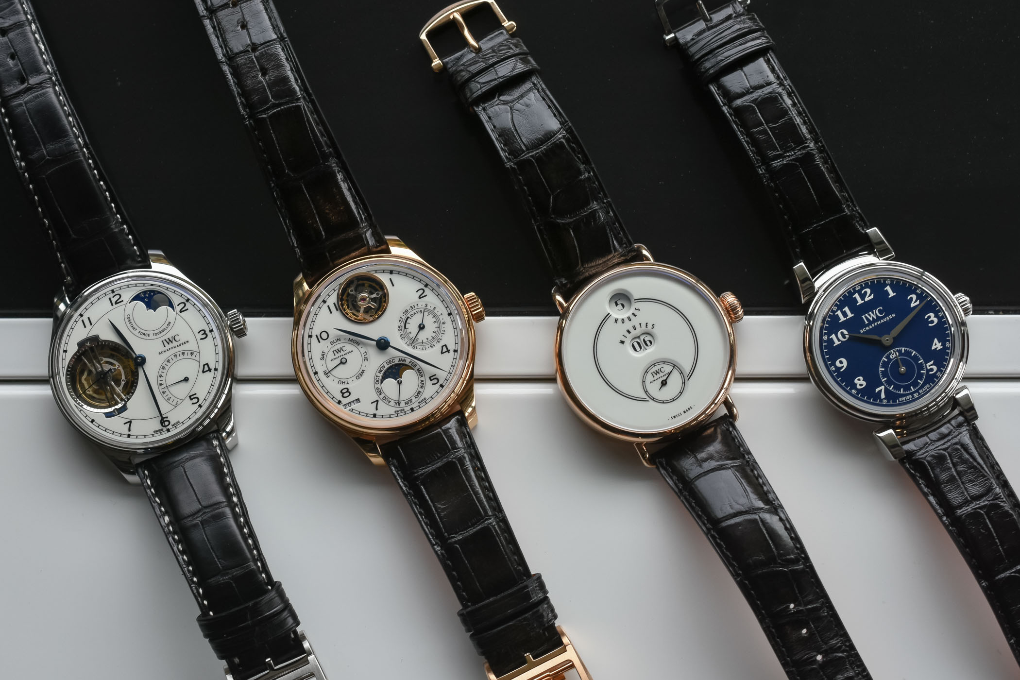 IWC Pre-SIHH 2018 collection