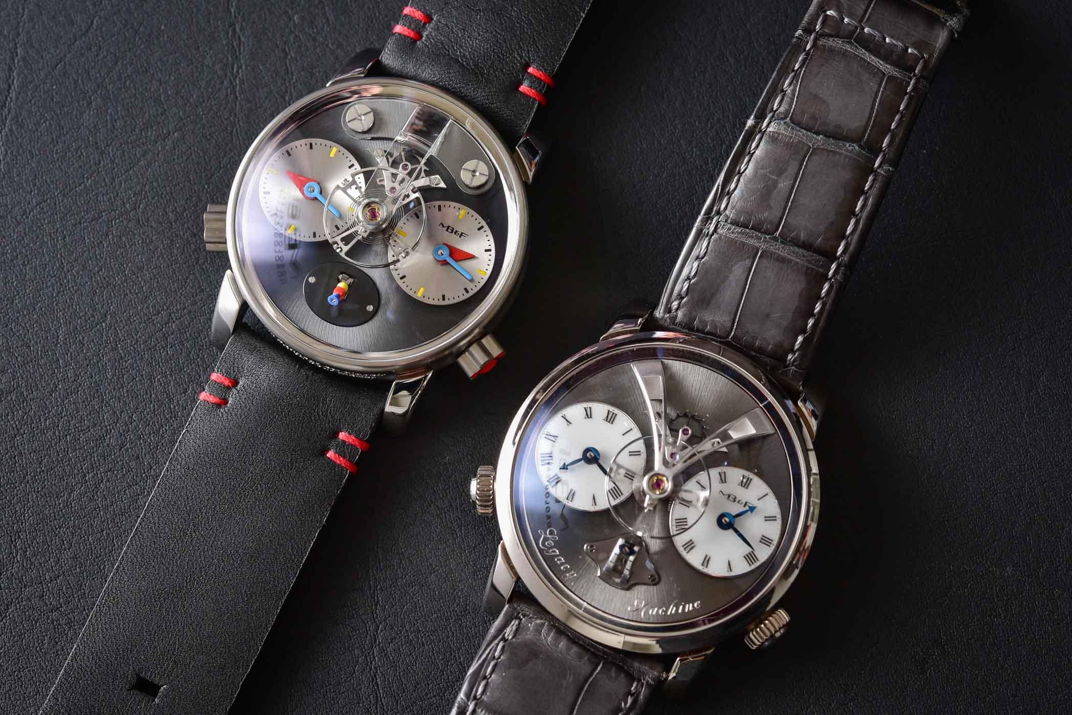 MBandF LM1 and LM1 Silberstein