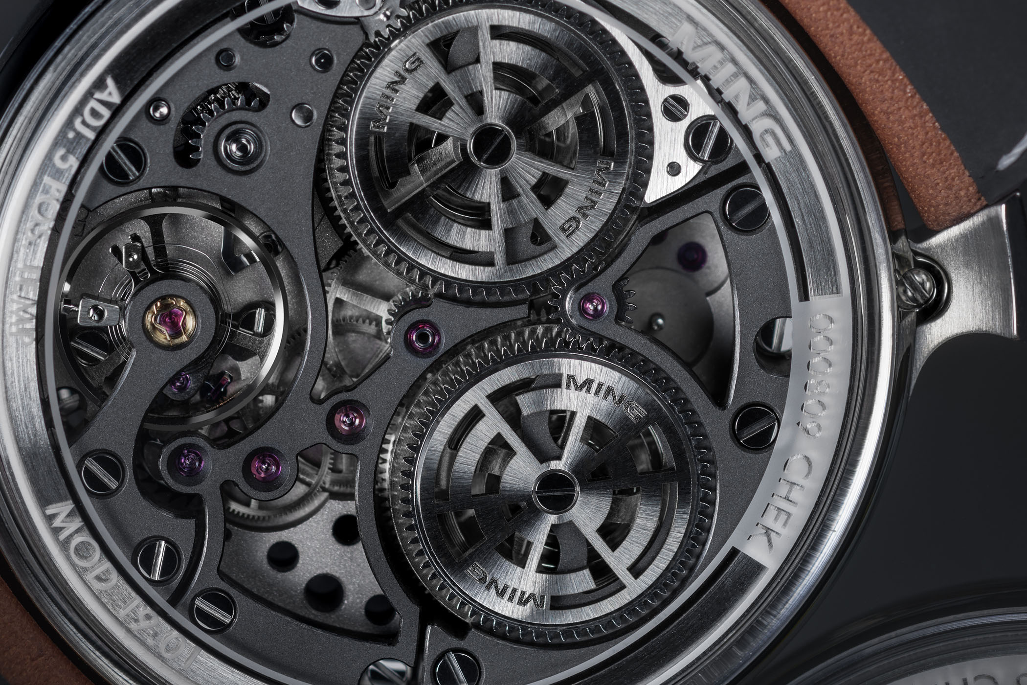 MING 19.01 With Exclusive Movement By Schwarz Etienne