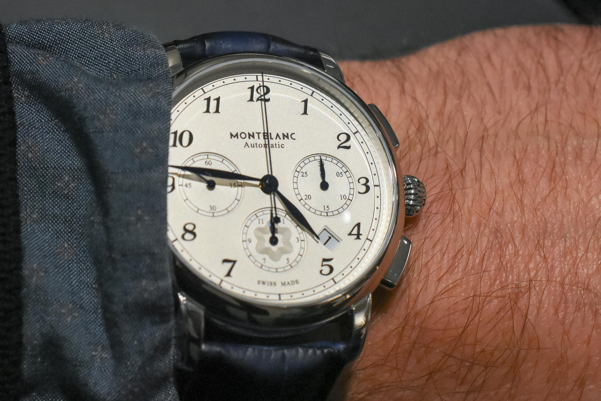 Montblanc Star Legacy Automatic Chronograph Pre-SIHH 2018