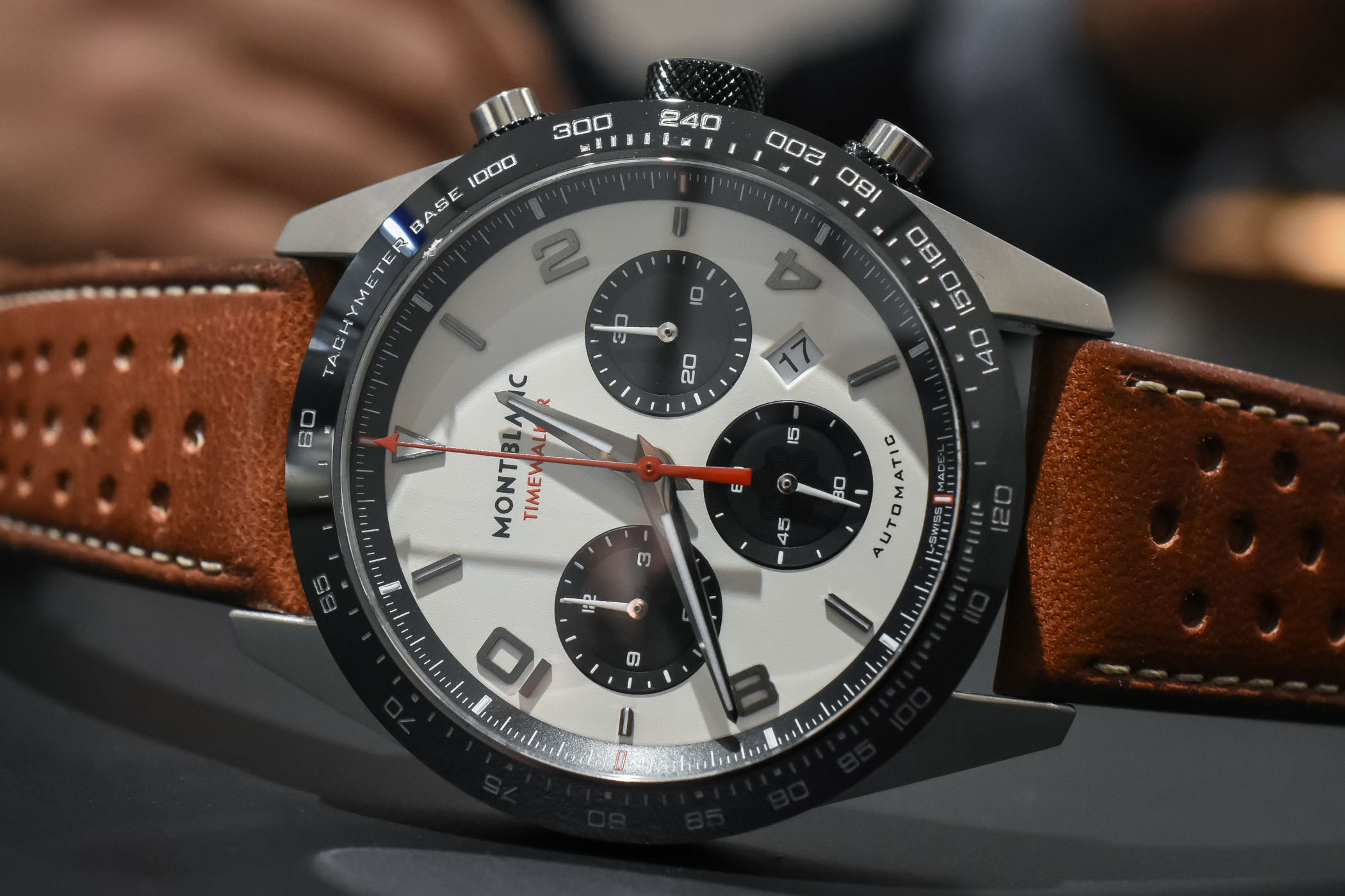 Montblanc TimeWalker Manufacture Chronograph Pre-SIHH 2018