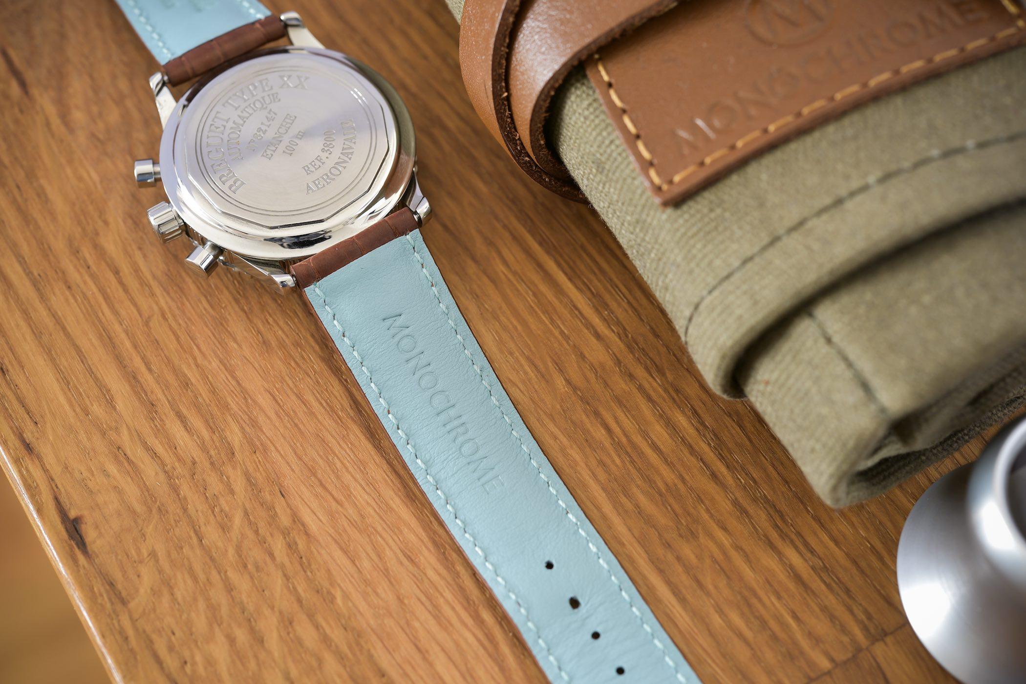 New MONOCHROME Shop - Leather Straps, Watch Rolls, Watch Accessories