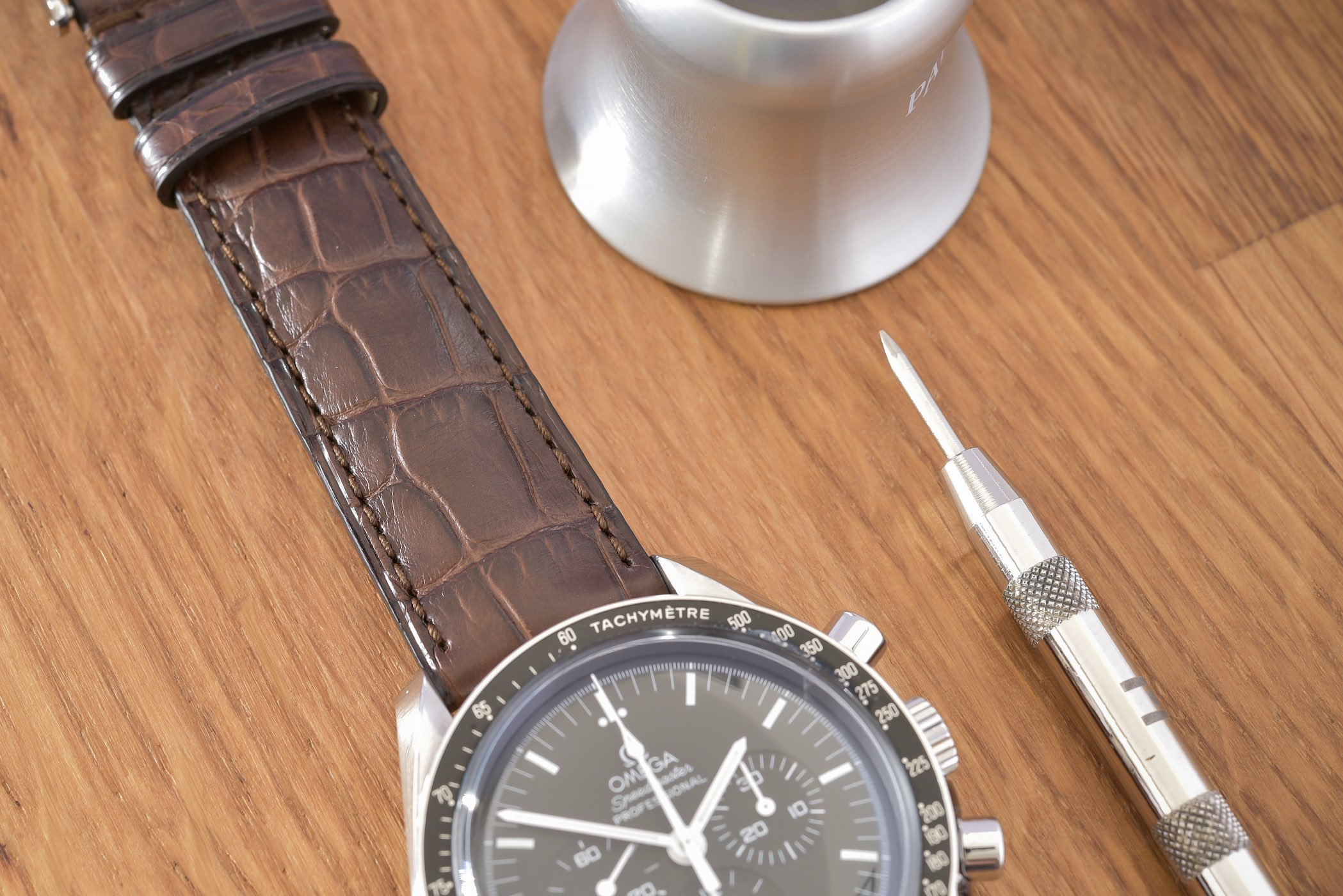 New MONOCHROME Shop - Leather Straps, Watch Rolls, Watch Accessories