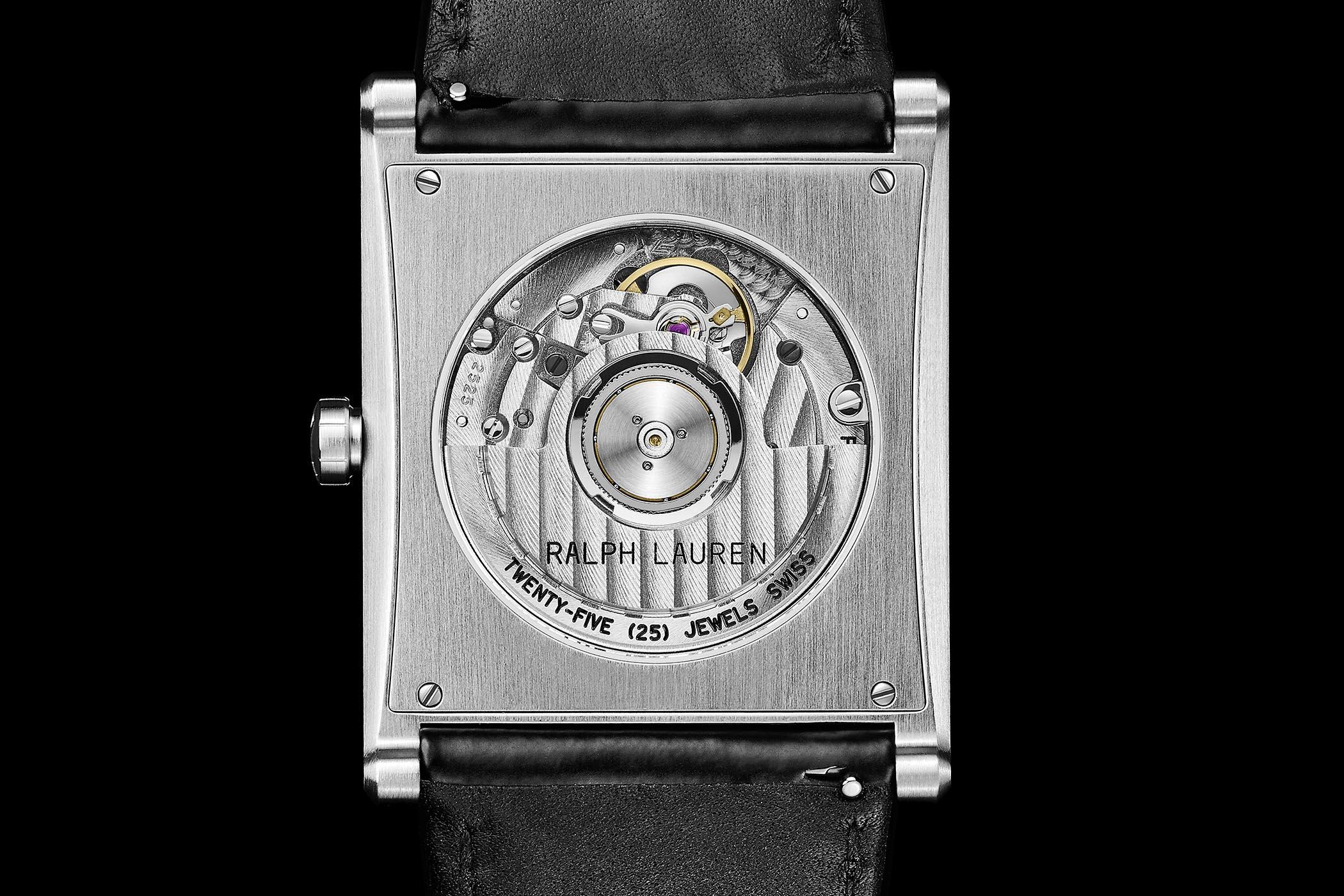 Ralph Lauren 867 Collection Steel 35mm