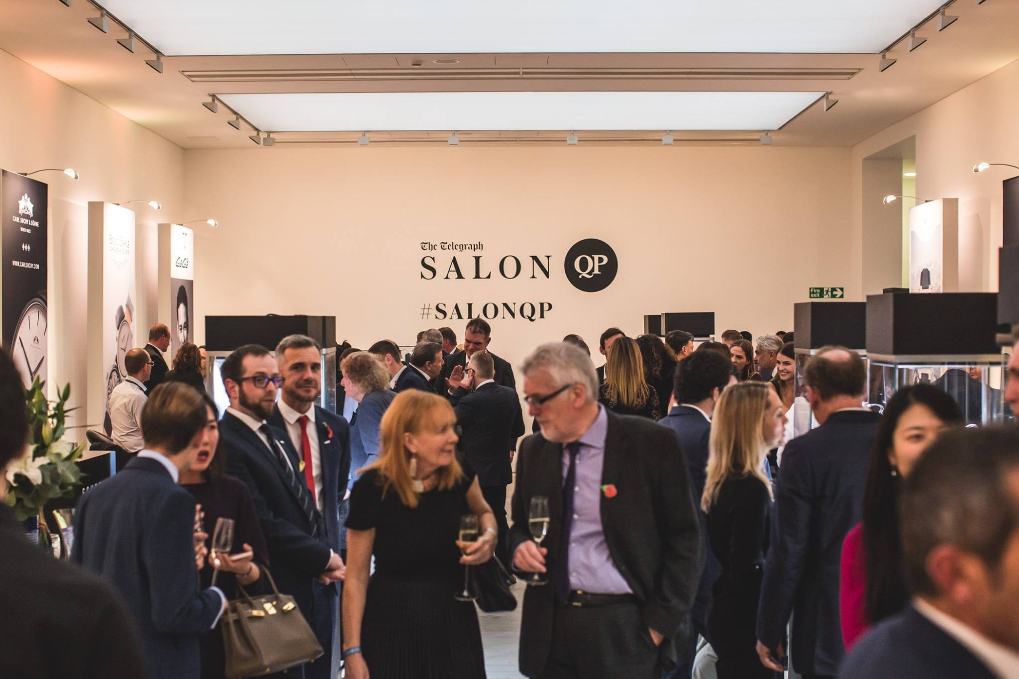 Salon QP 2017 Saatchi Gallery London - 1