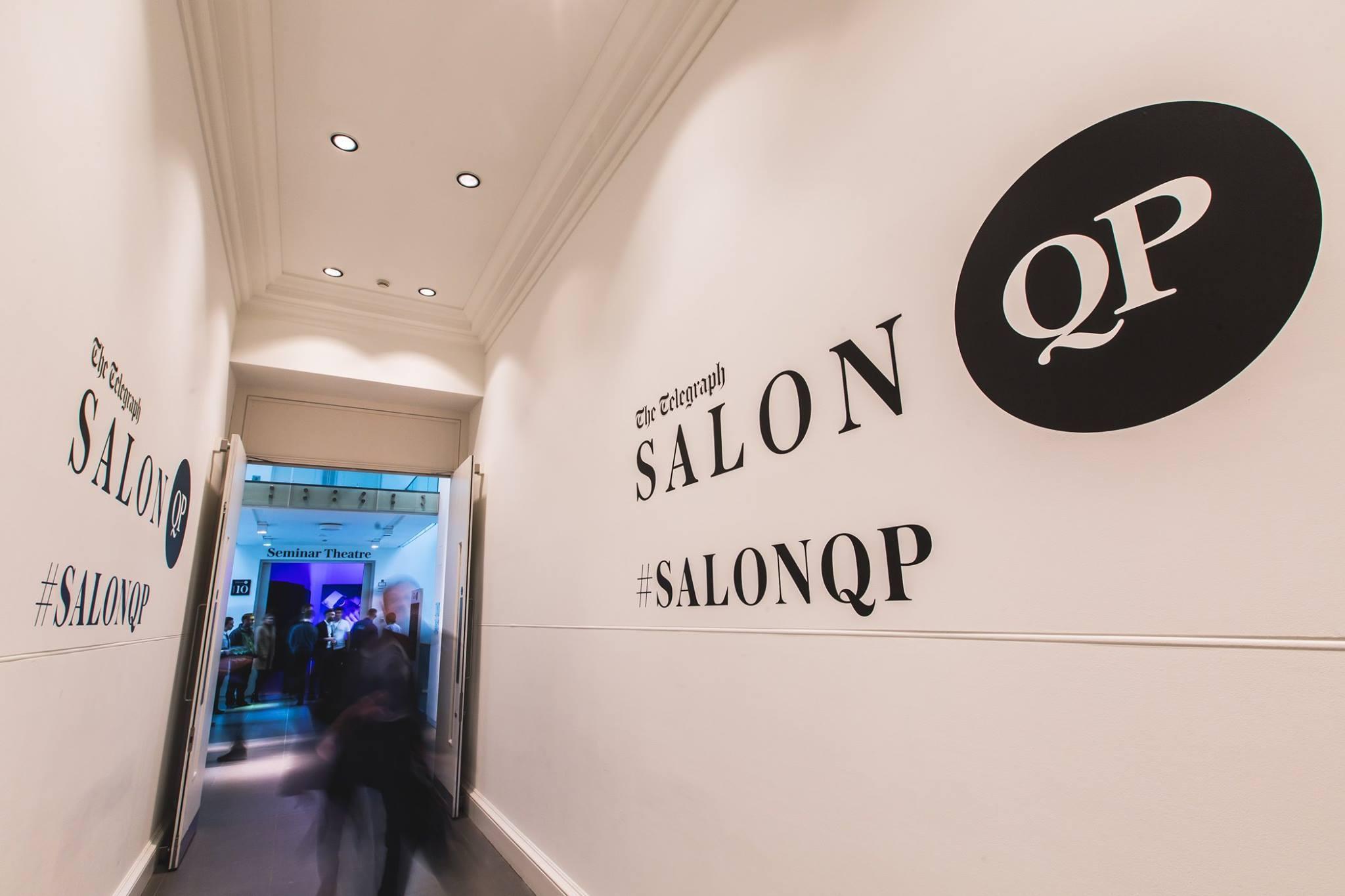 Salon QP 2017 Saatchi Gallery London - 2