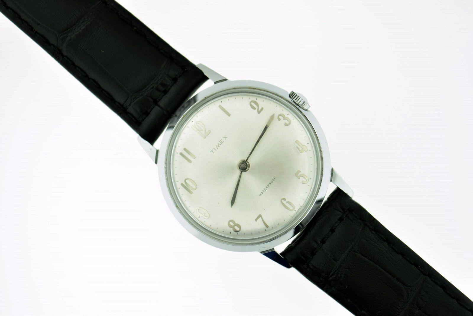 Vintage Timex Marlin 1960s