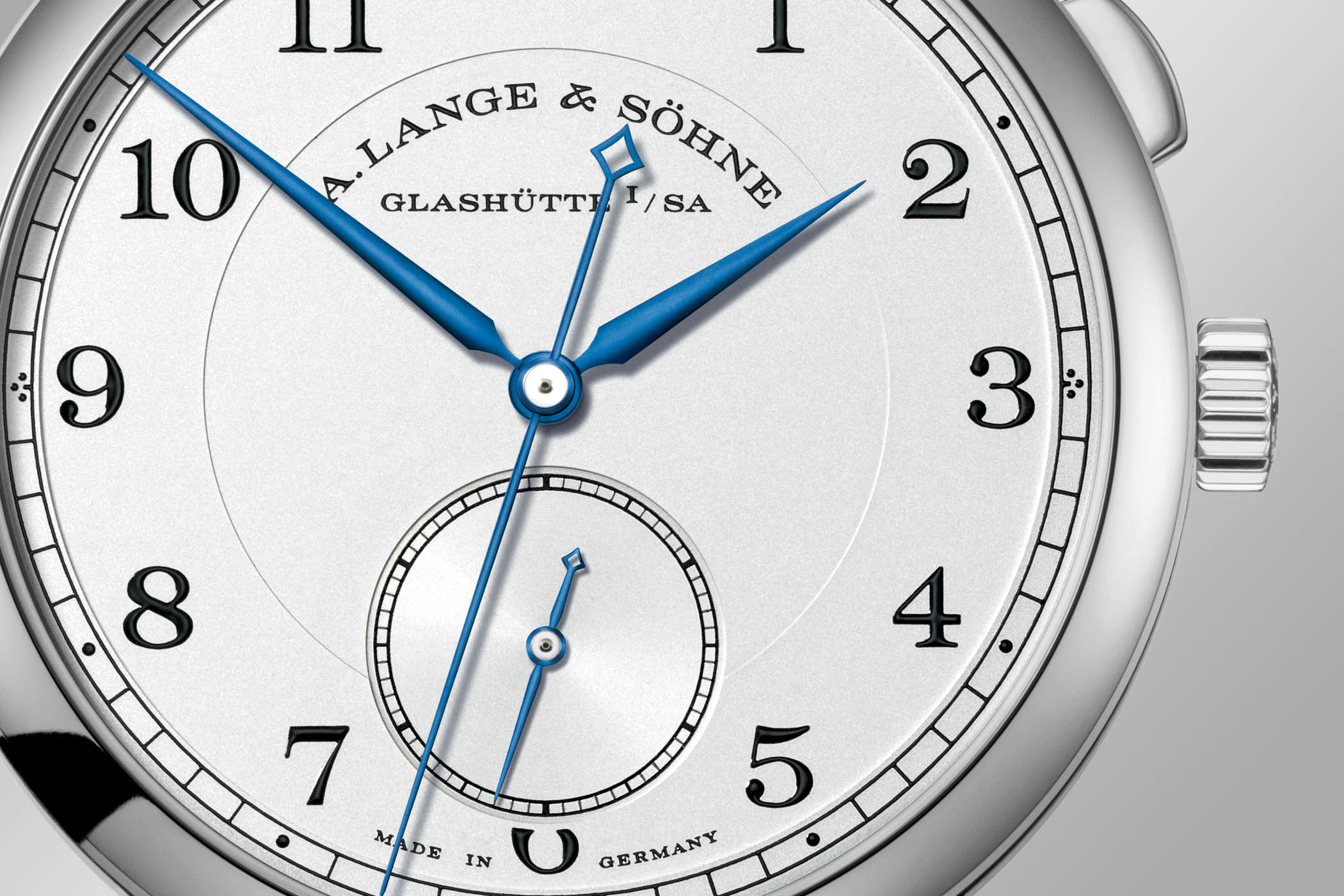 A. Lange Sohne 1815 Homage to Walter Lange Jumping Second