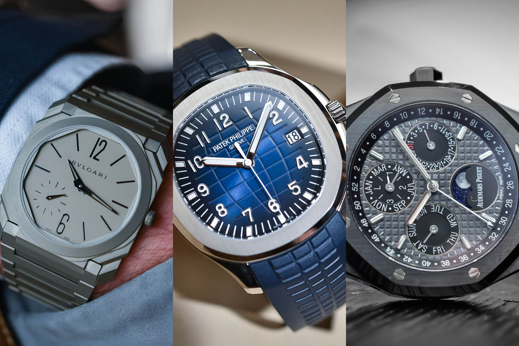 878a126eda3e Buying Guide – 5 of the Best Luxury-Sports Watches Launched in 2017