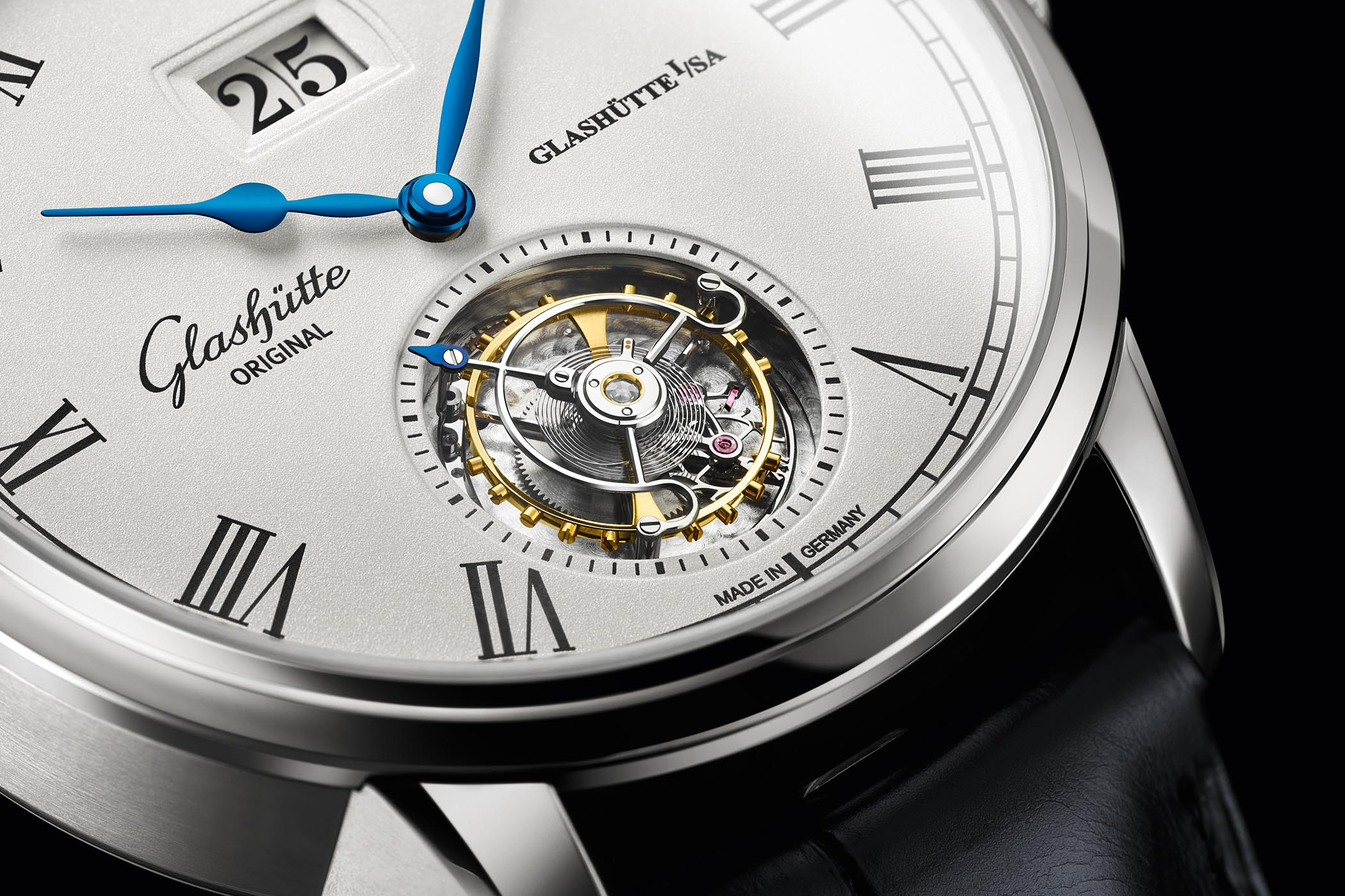 Glashutte Original Senator Tourbillon Edition Alfred Helwig