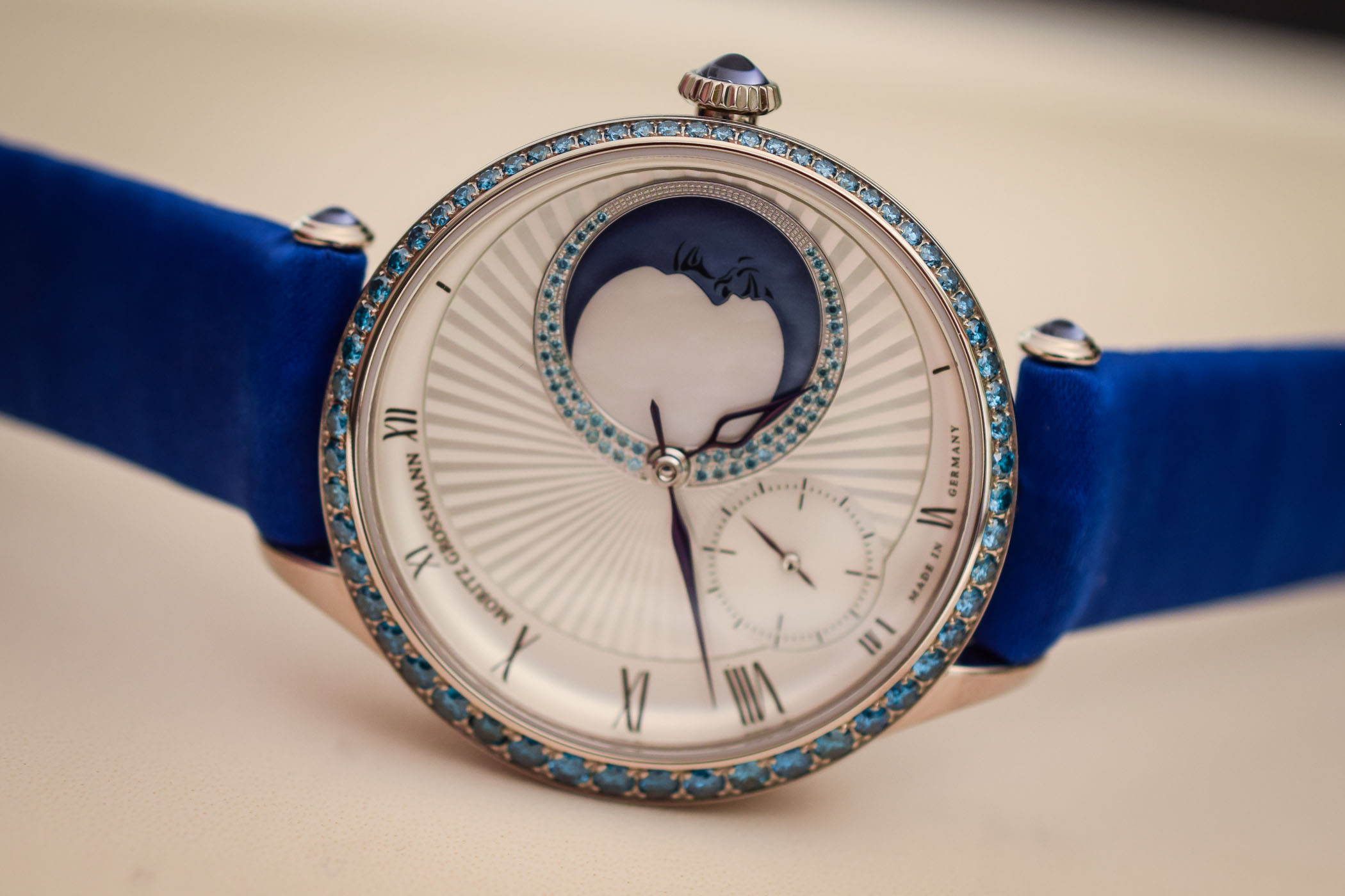 Moritz Grossmann Tefnut Sleeping Beauty Designed by Michael Koh