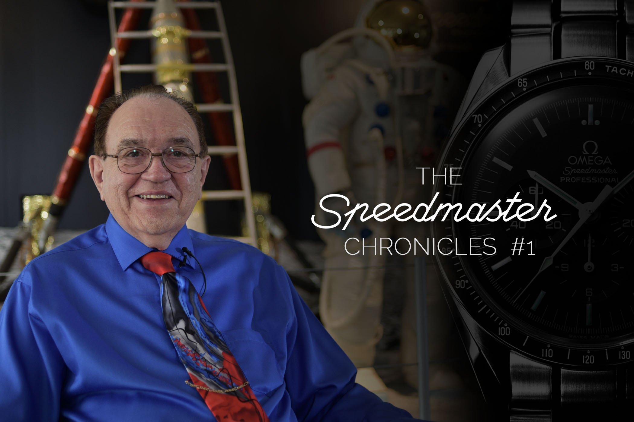 The Speedmaster Chronicles 1 - James H. Ragan, The Former NASA-Engineer Responsible for the Moonwatch