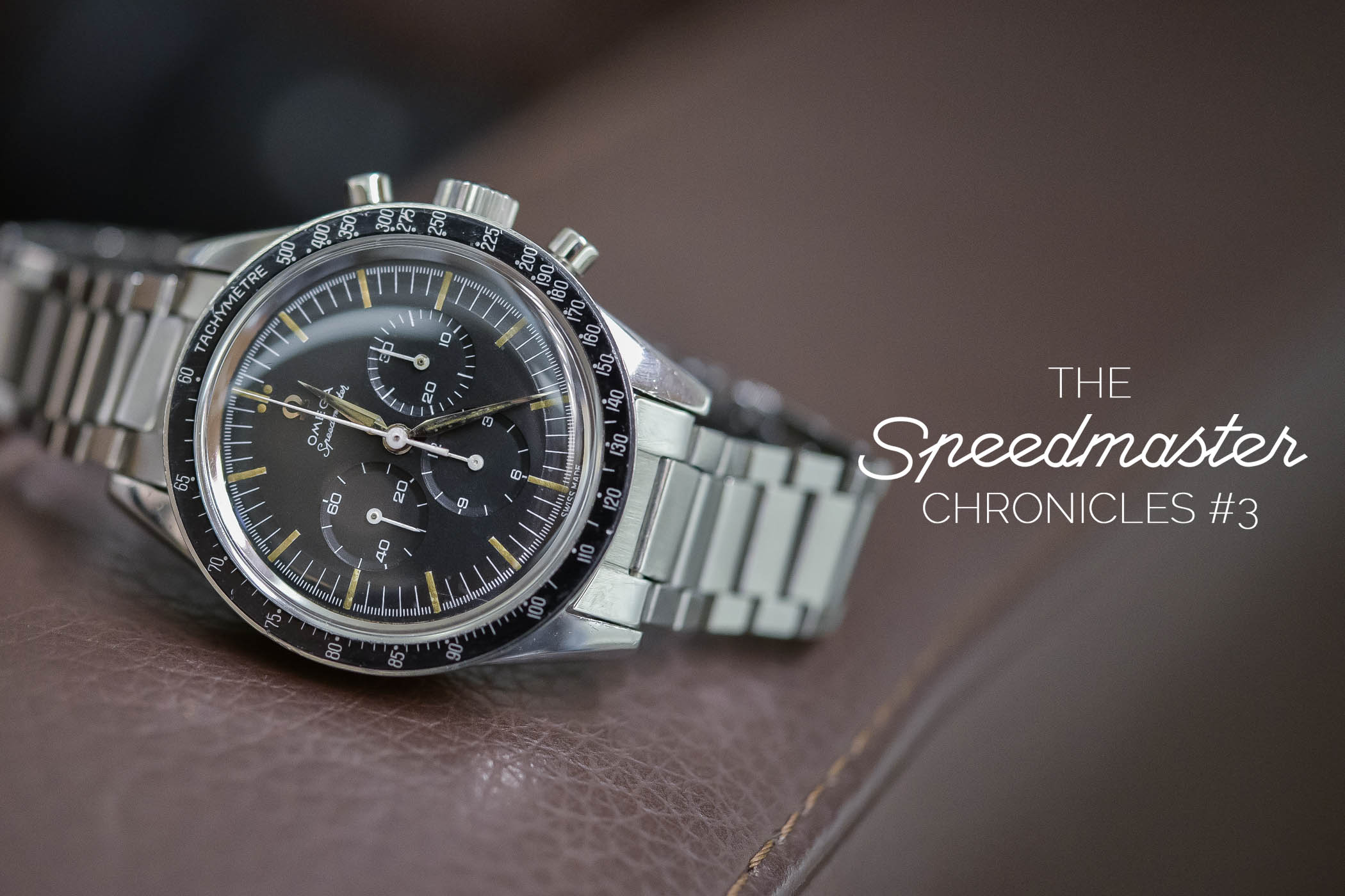 The Speedmaster Chronicles Episode 3 – VintageWatchzilla, Watch Collector