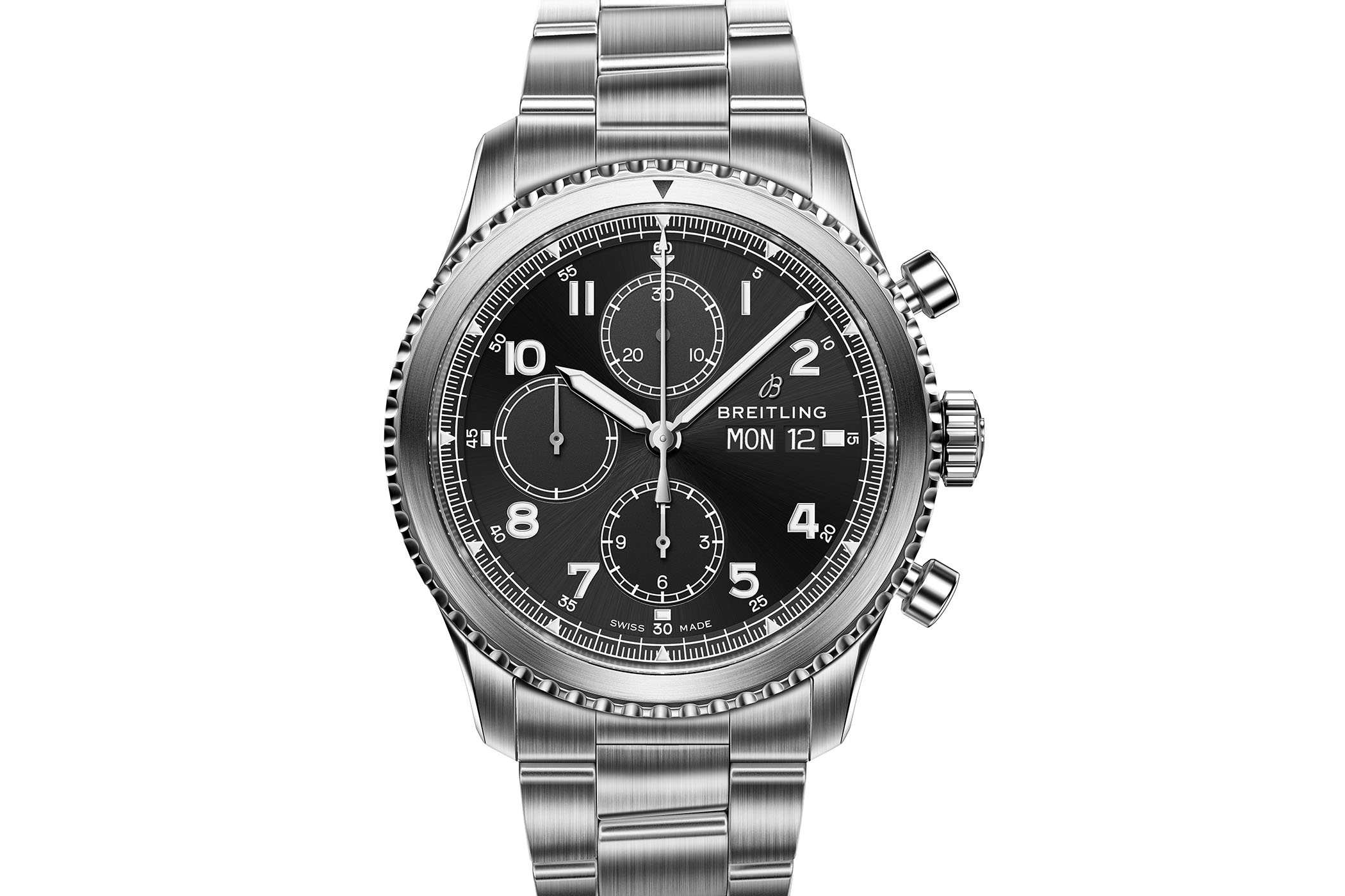 Breitling Navitimer 8 chronograph valjoux